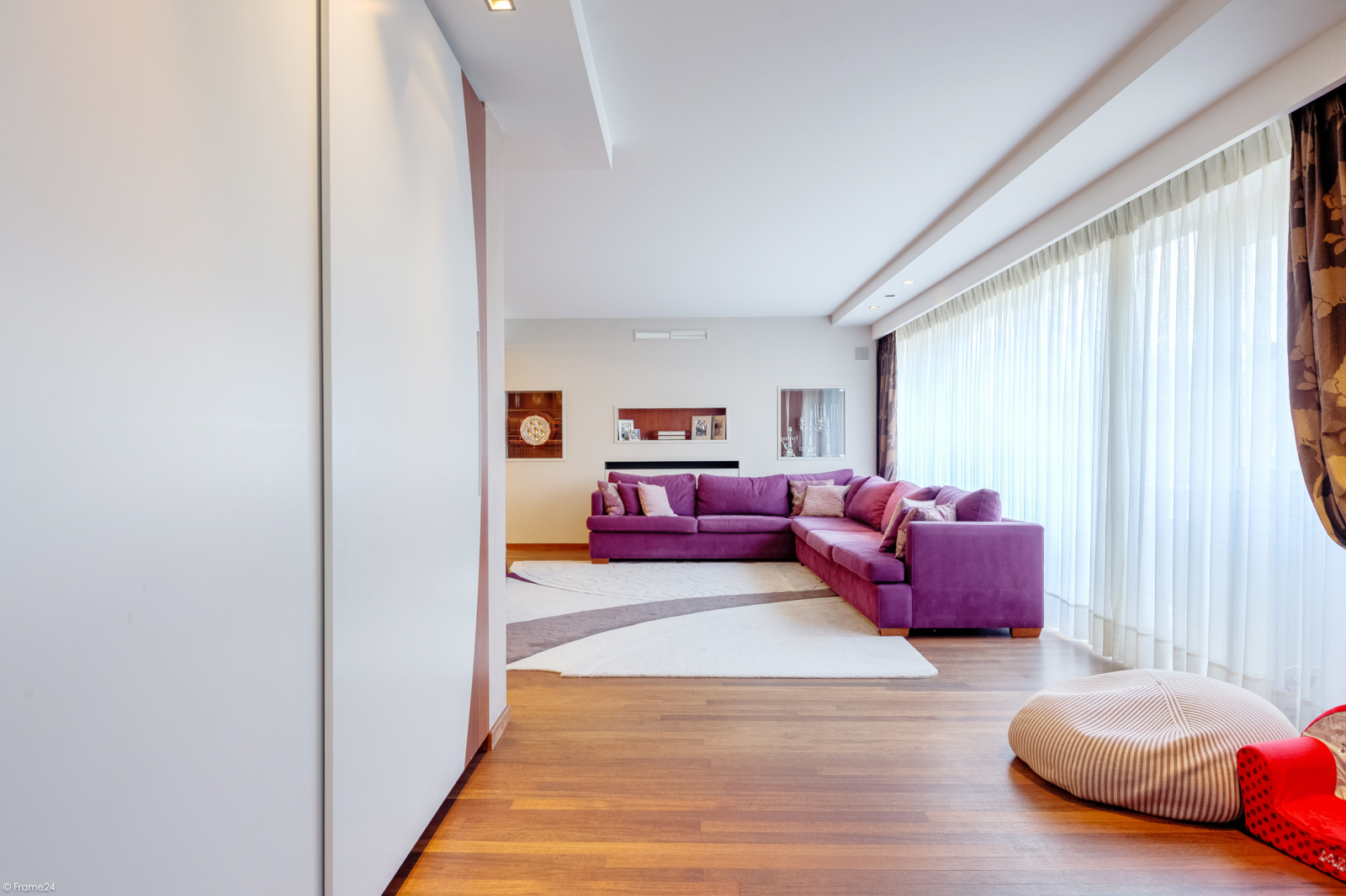 Riant luxueus appartement (ca. 280 m²) op unieke ligging nabij het Koning Albertpark te Antwerpen! afbeelding 1