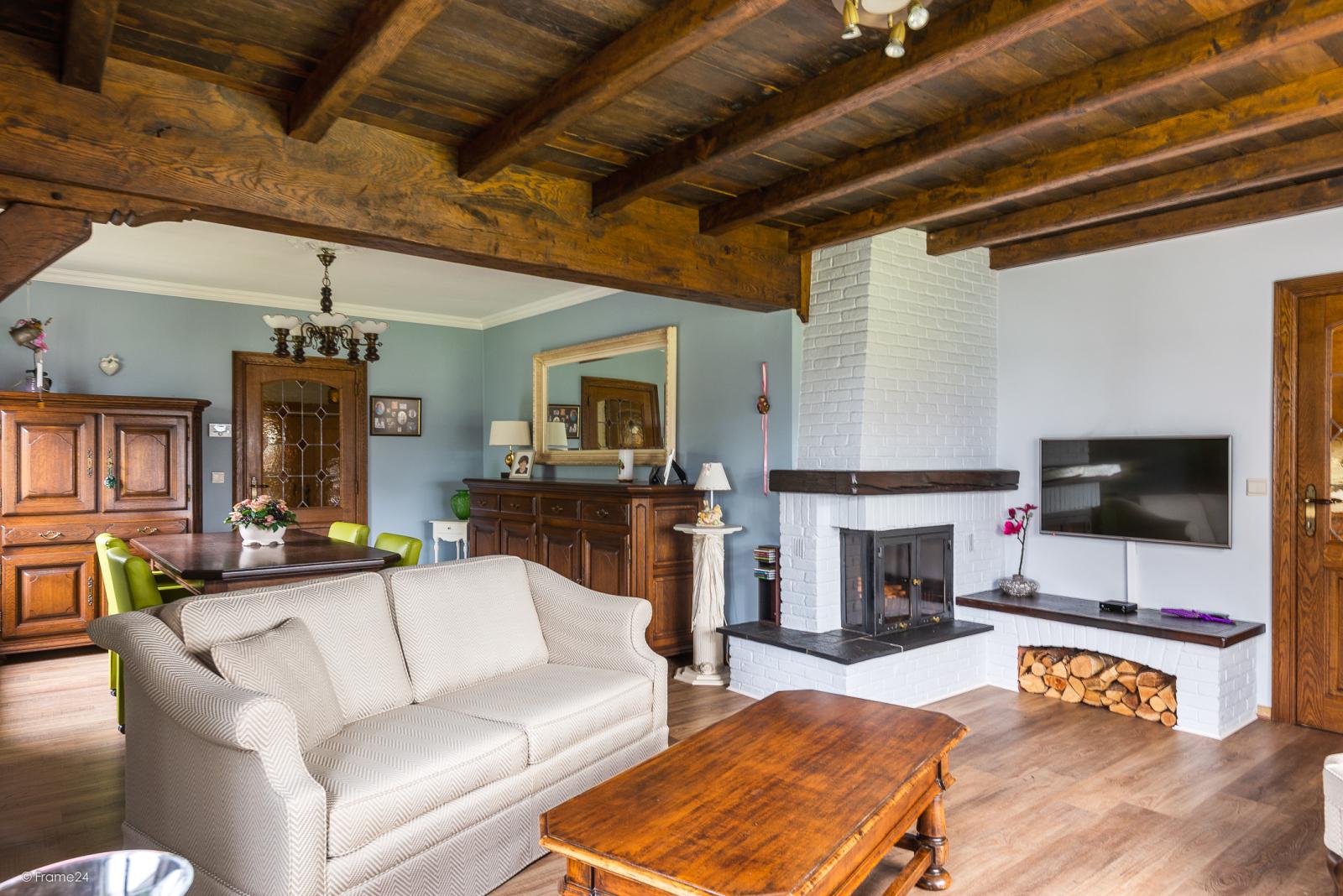 Zeer verzorgde vrijstaande laagbouwwoning met 3 slaapkamers op goede locatie te Wommelgem! afbeelding 4