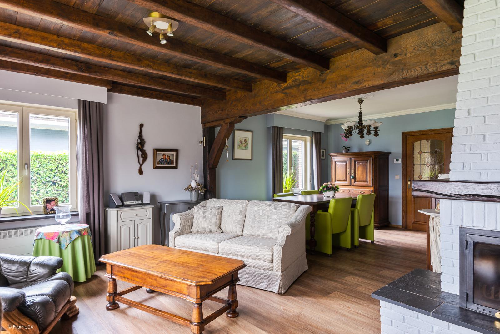 Zeer verzorgde vrijstaande laagbouwwoning met 3 slaapkamers op goede locatie te Wommelgem! afbeelding 5