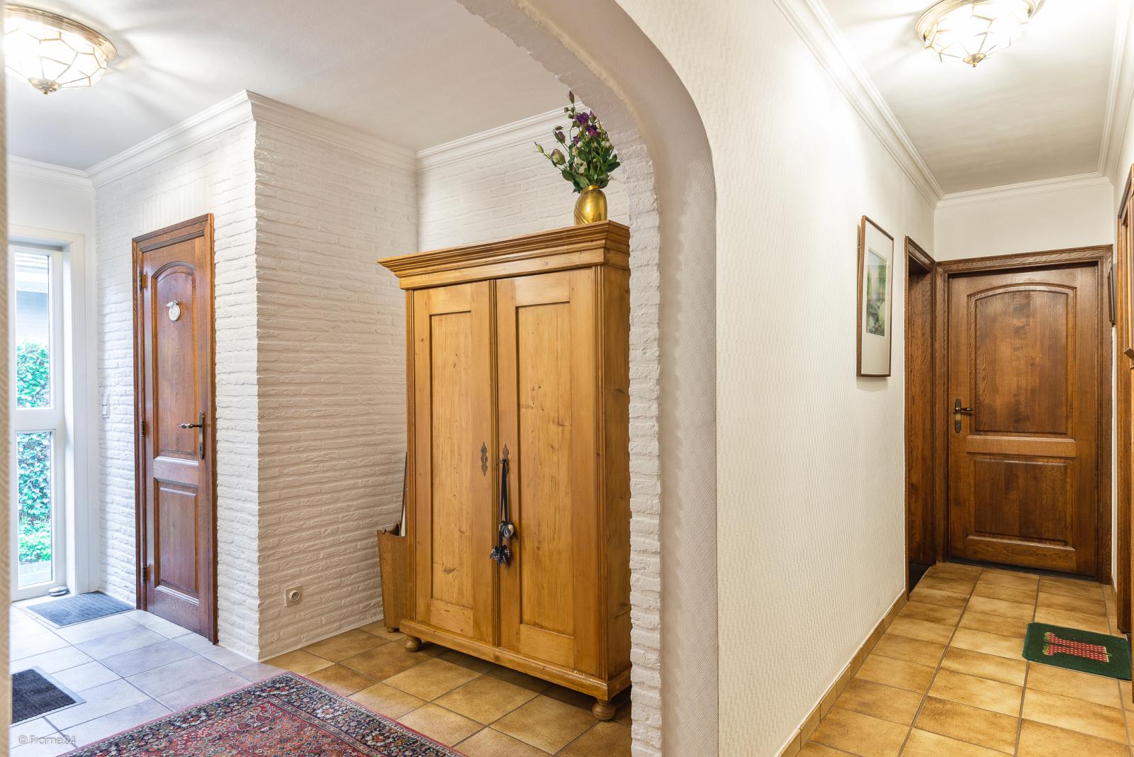 Zeer verzorgde vrijstaande laagbouwwoning met 3 slaapkamers op goede locatie te Wommelgem! afbeelding 9