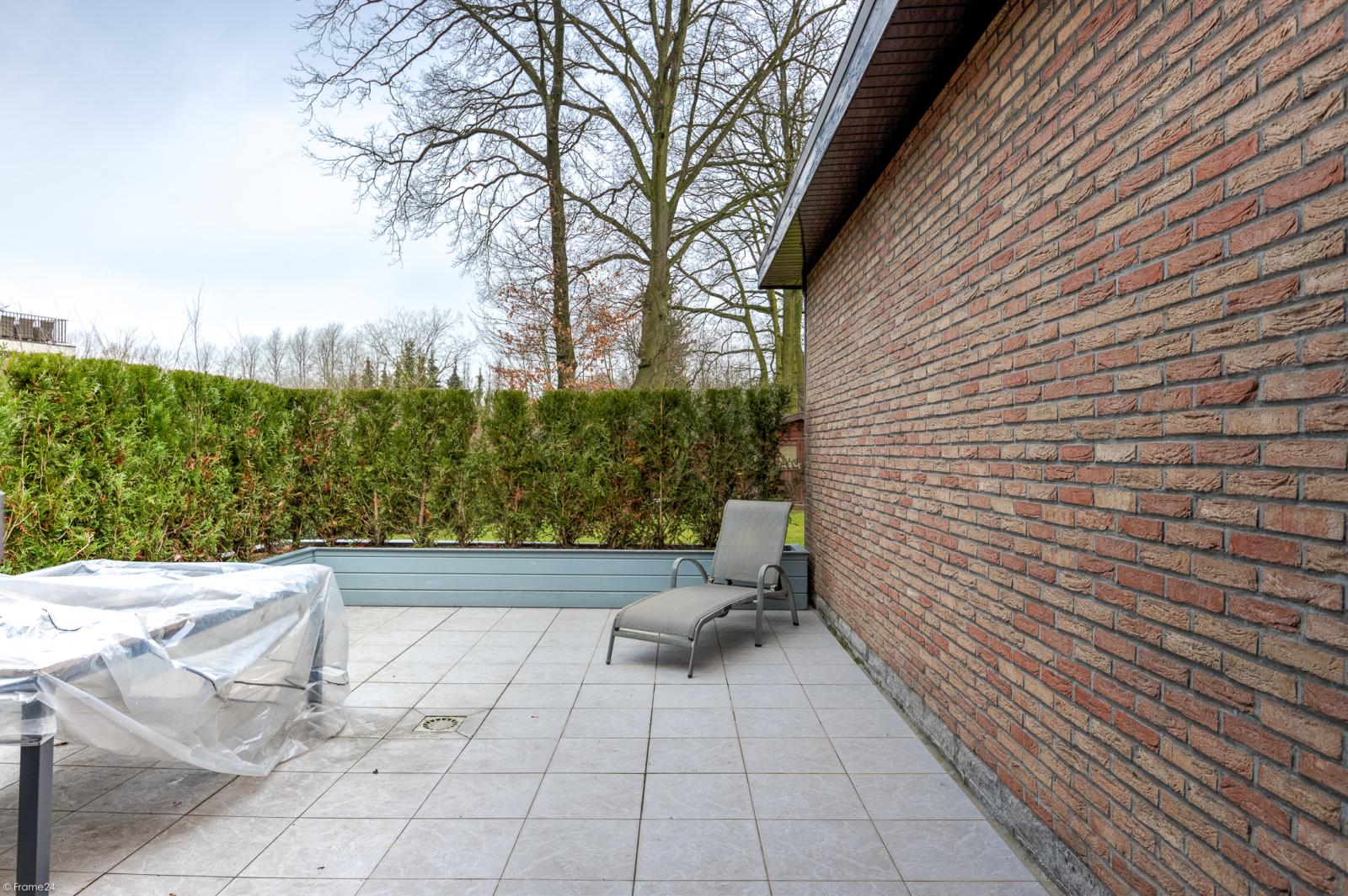 Uitzonderlijk eigendom te Wijnegem met enorme ondergrondse parking op een perceel van 1.417 m²! afbeelding 27