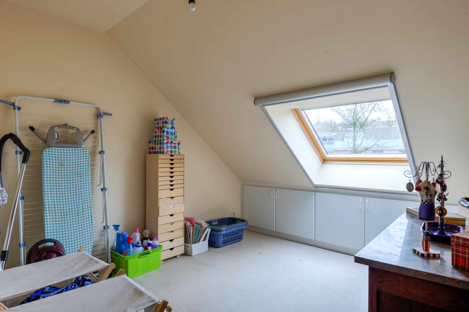 Uitzonderlijk eigendom te Wijnegem met enorme ondergrondse parking op een perceel van 1.417 m²! afbeelding 31