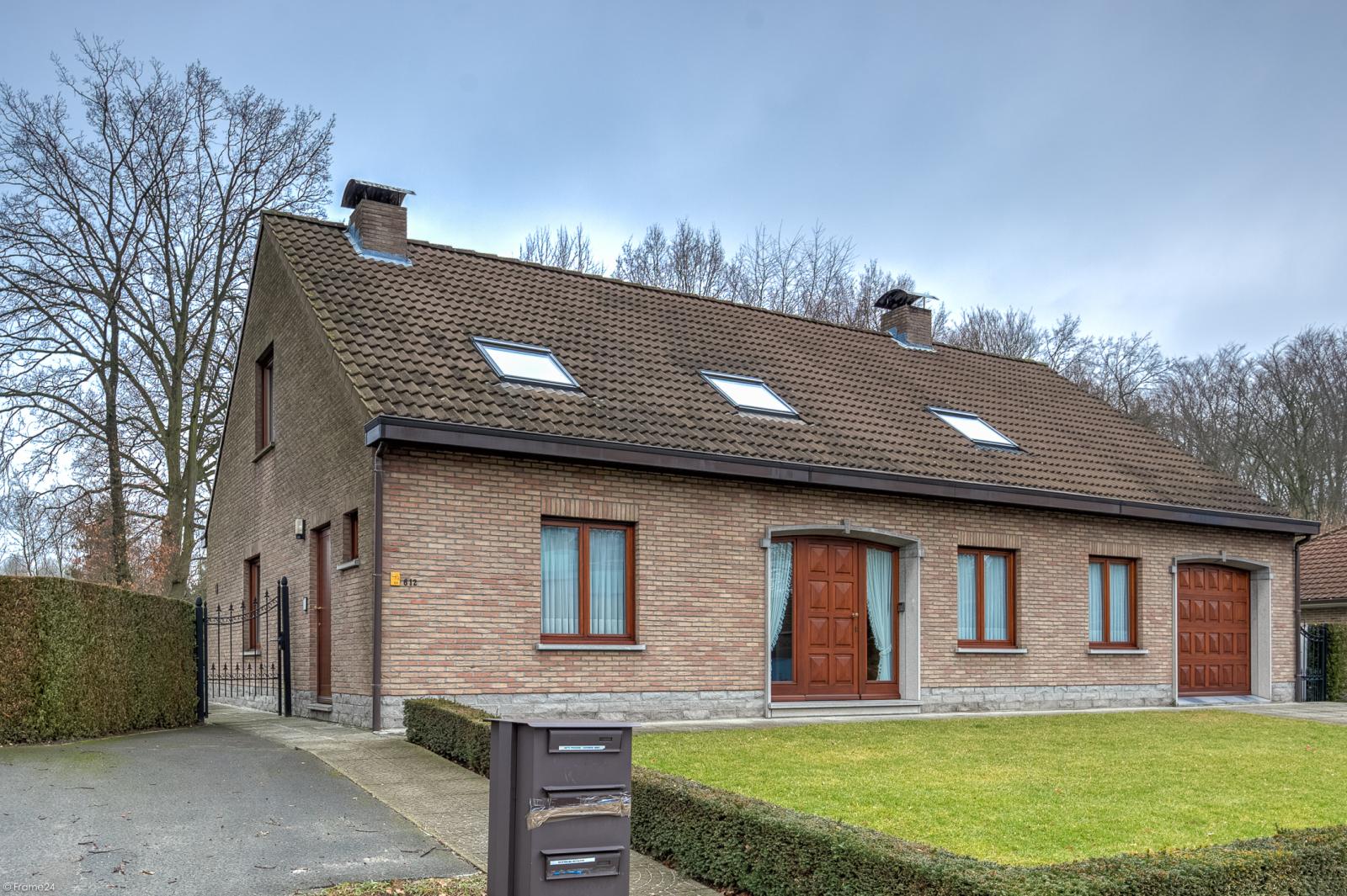 Uitzonderlijk eigendom te Wijnegem met enorme ondergrondse parking op een perceel van 1.417 m²! afbeelding 19