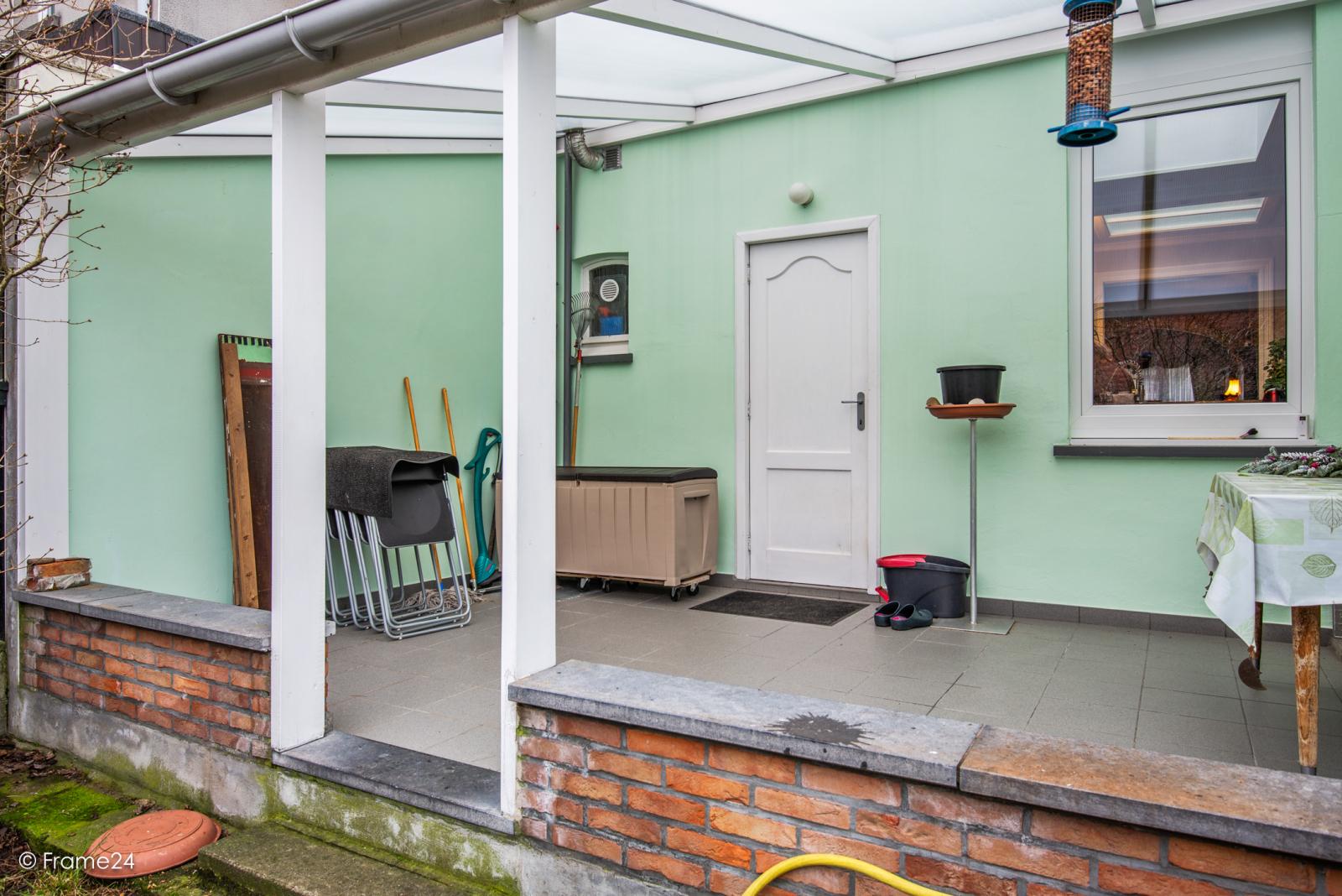 Verzorgde eengezinswoning met 4 slaapkamers op centrale locatie te Deurne! afbeelding 4