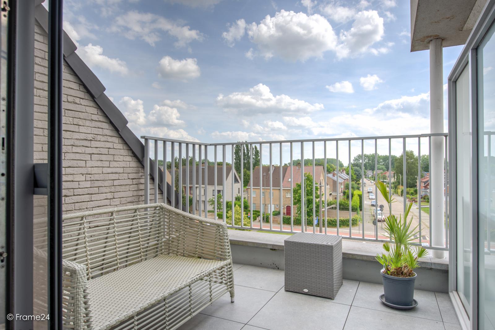 Prachtig appartement met groot dakterras (22 m²) te Wijnegem! afbeelding 20