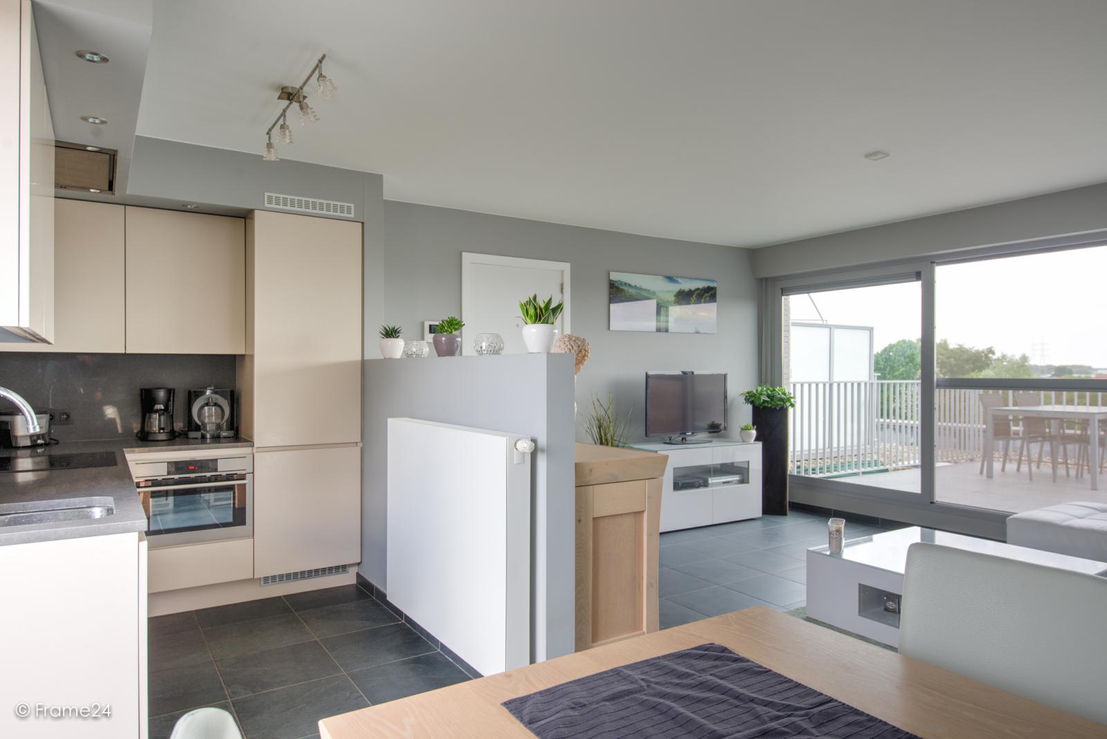 Prachtig appartement met groot dakterras (22 m²) te Wijnegem! afbeelding 7