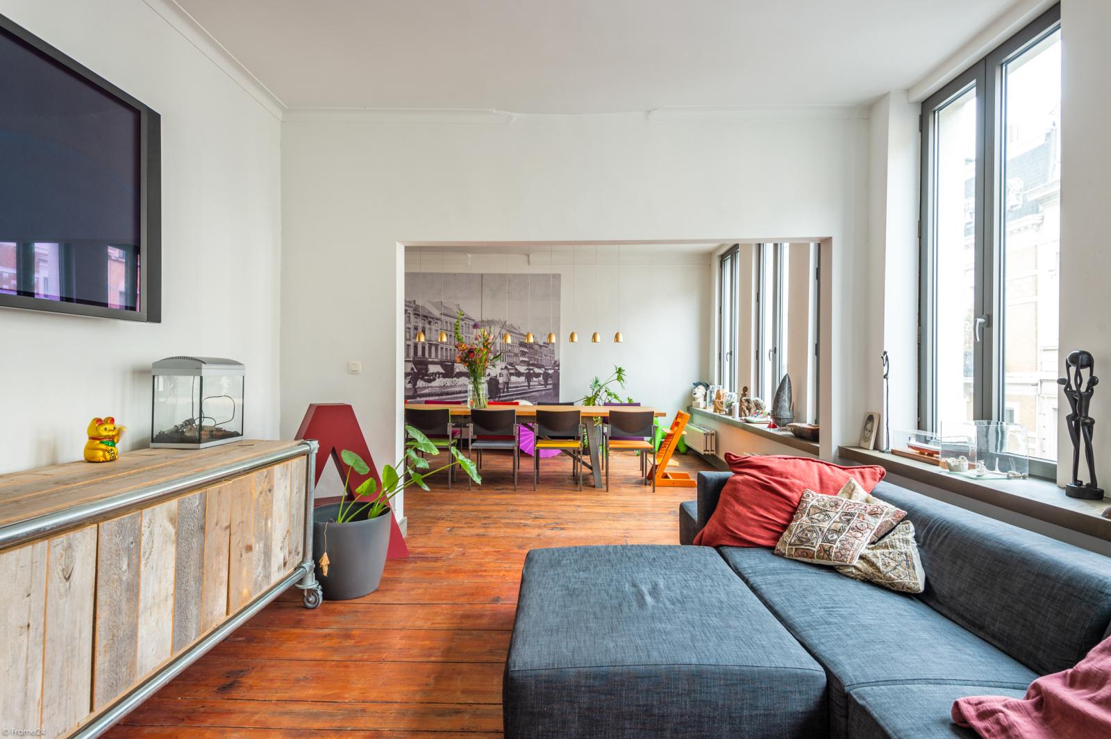 Uitzonderlijke woning gelegen in het zeer gegeerde Oud-Berchem! afbeelding 6