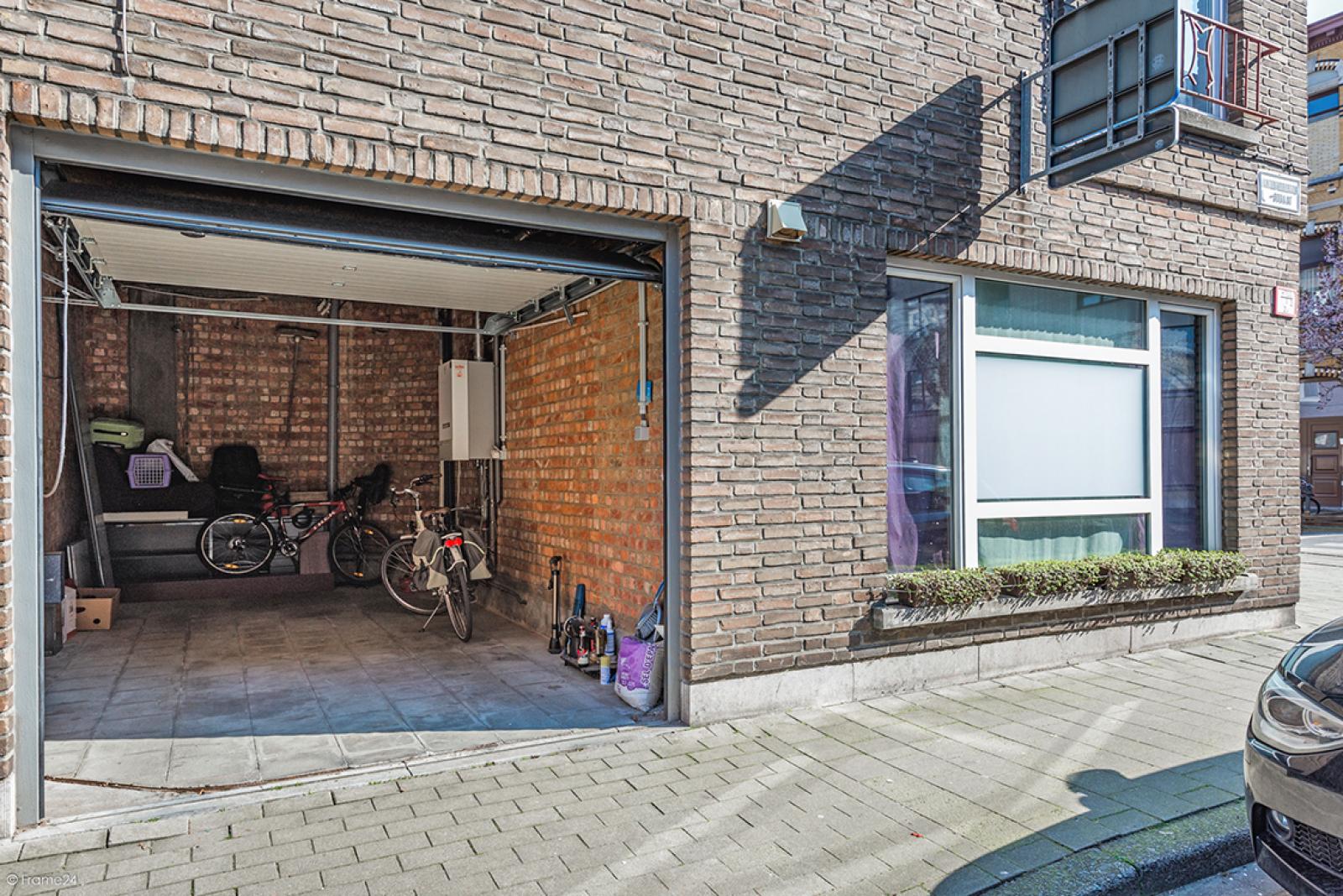 Gelijkvloersappartement met stadstuin in Borgerhout afbeelding 11