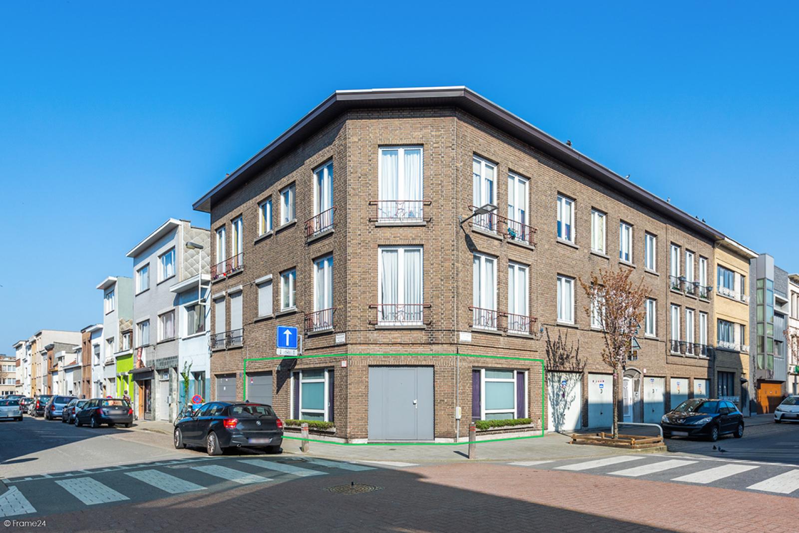 Gelijkvloersappartement met stadstuin in Borgerhout afbeelding 12