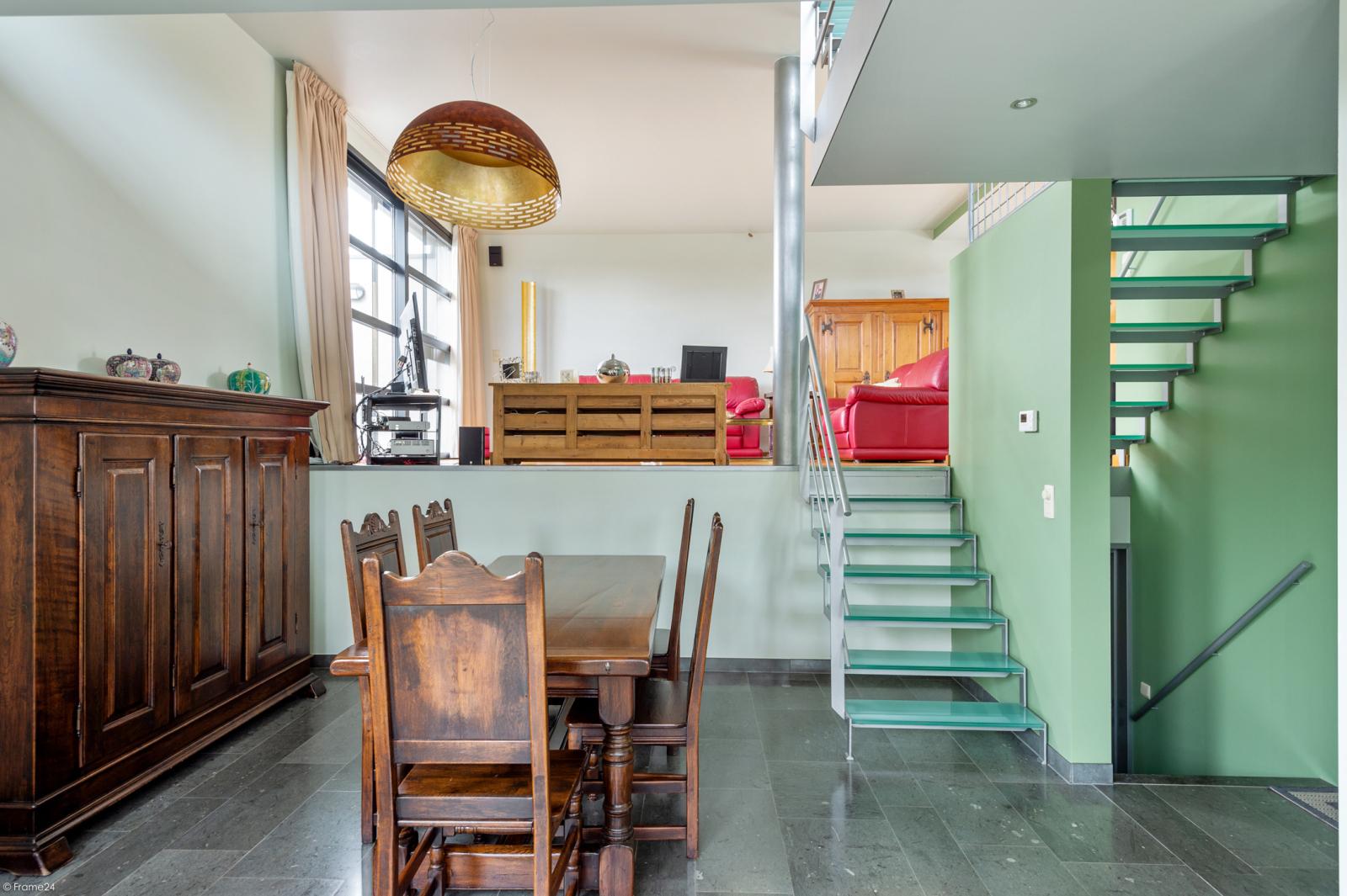 Architecturale halfopen woning met prachtig uitzicht op een perceel van 575 m² te Aartselaar! afbeelding 9