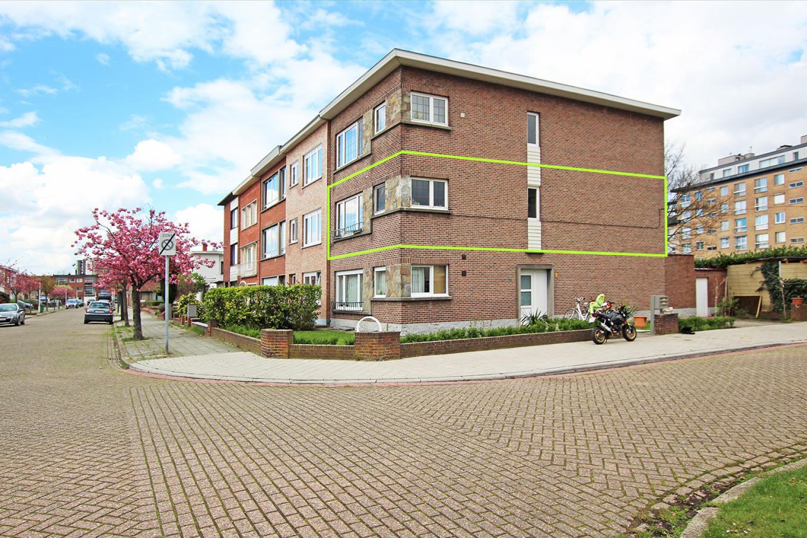Fleurig appartement met twee slaapkamers te Merksem! afbeelding 9