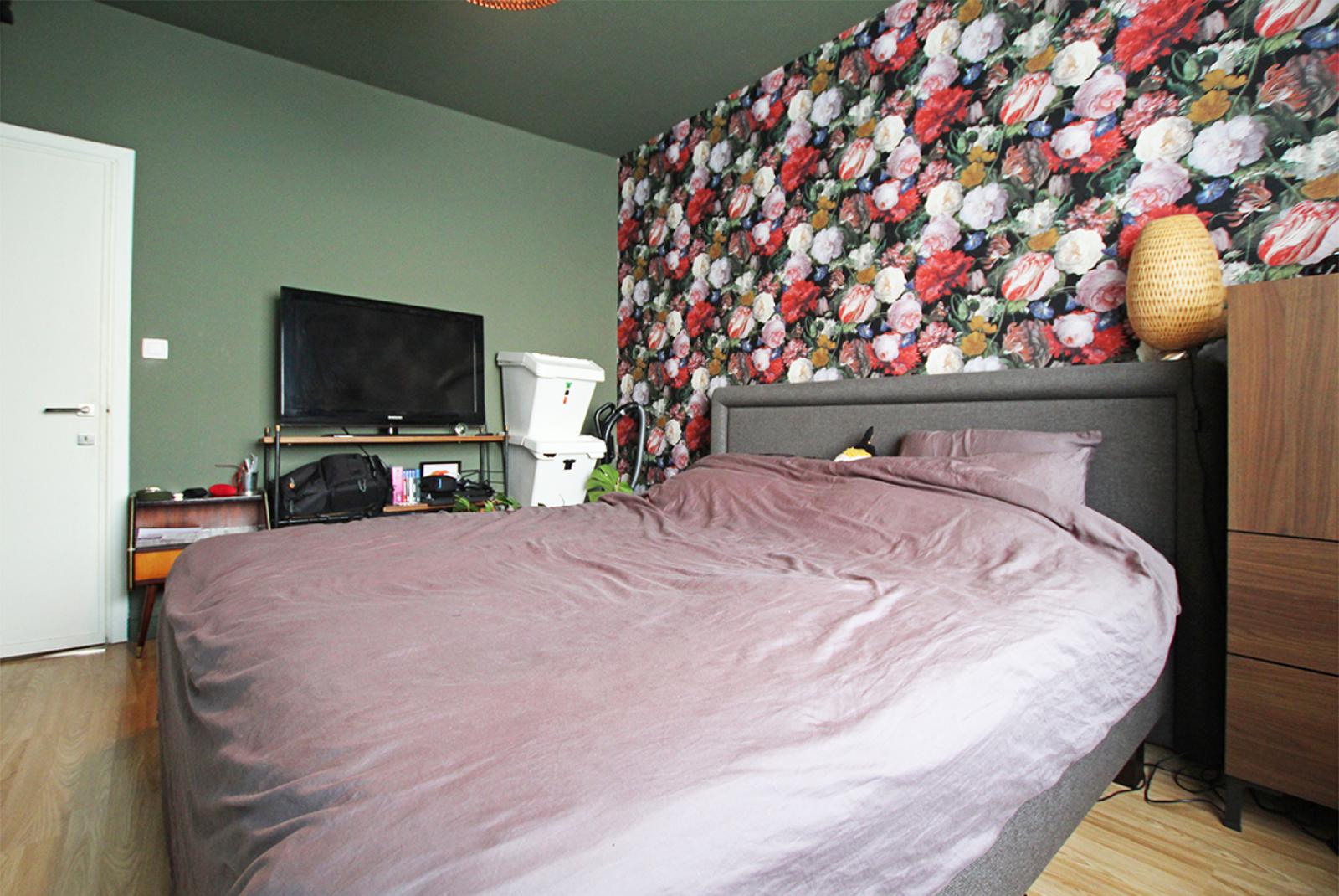 Fleurig appartement met twee slaapkamers te Merksem! afbeelding 5