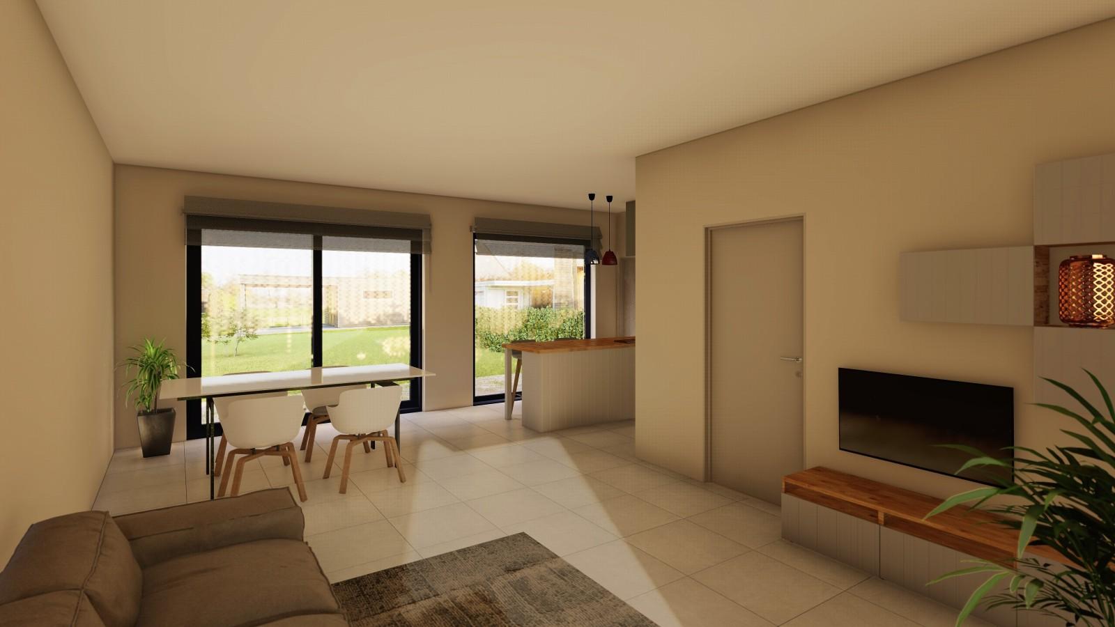 Ruime en hedendaagse nieuwbouw BEN- woning met E-peil 18 te Zandhoven! afbeelding 24