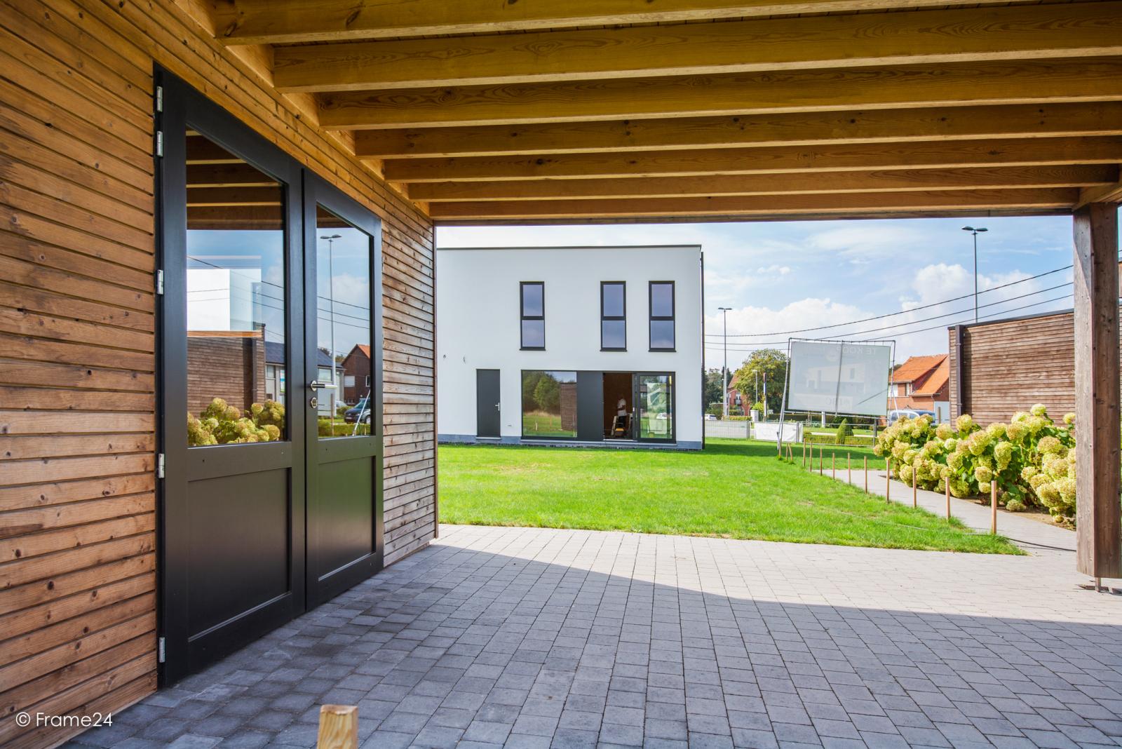 Ruime en hedendaagse nieuwbouw BEN- woning met E-peil 18 te Zandhoven! afbeelding 1