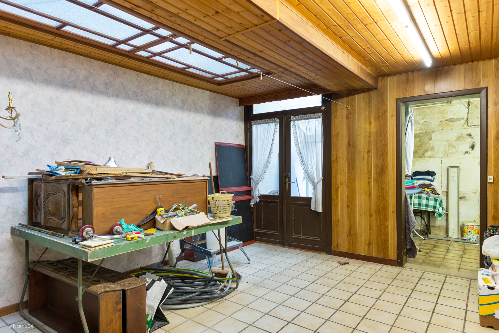 Te renoveren woning met garage en mogelijkheid tot stadstuin en 3 slaapkamers afbeelding 2