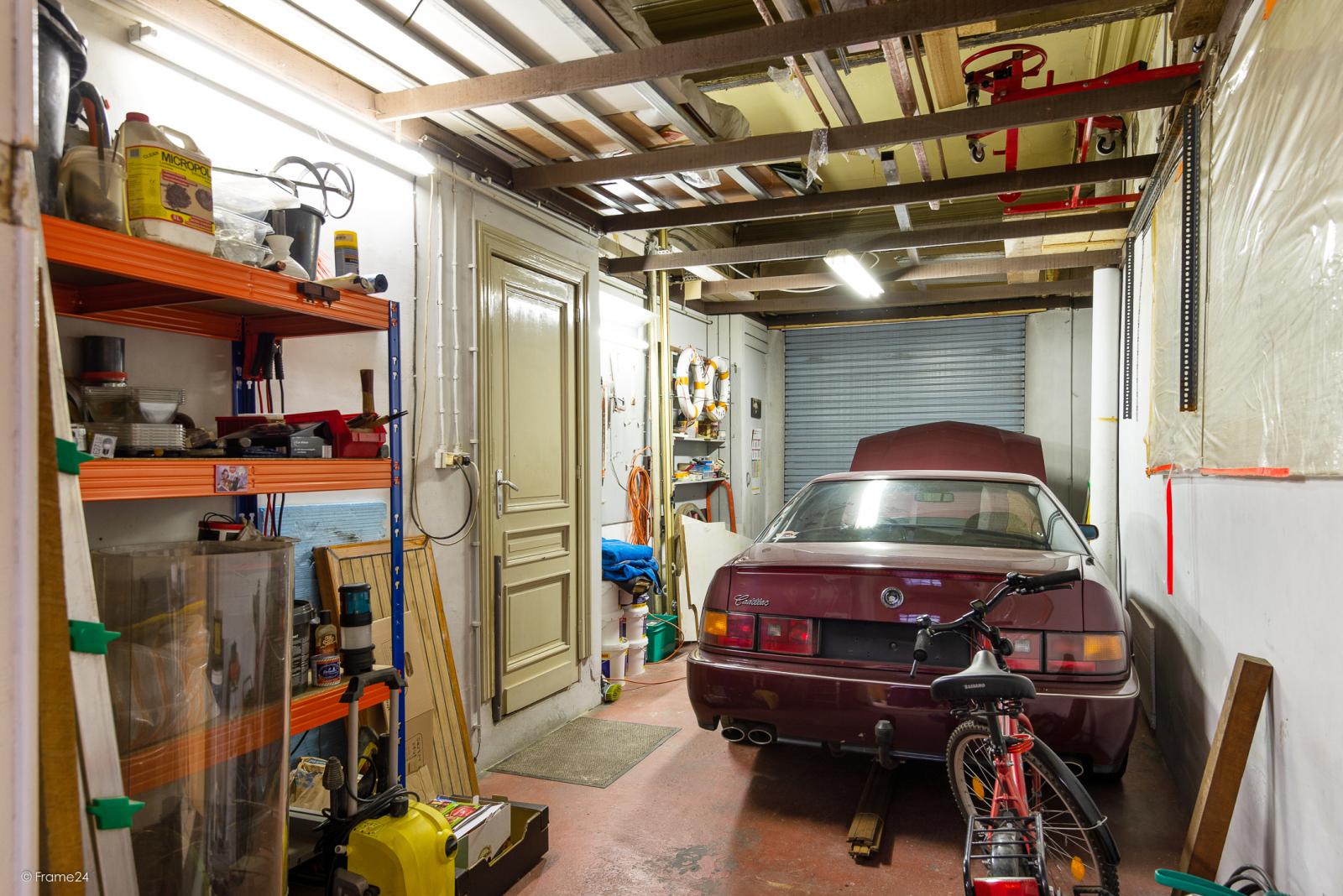 Te renoveren woning met garage en mogelijkheid tot stadstuin en 3 slaapkamers afbeelding 4