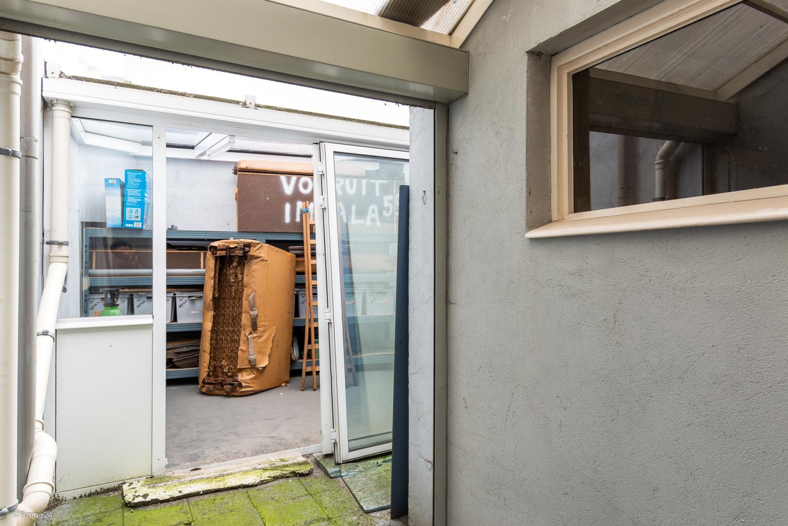 Te renoveren woning met garage en mogelijkheid tot stadstuin en 3 slaapkamers afbeelding 6