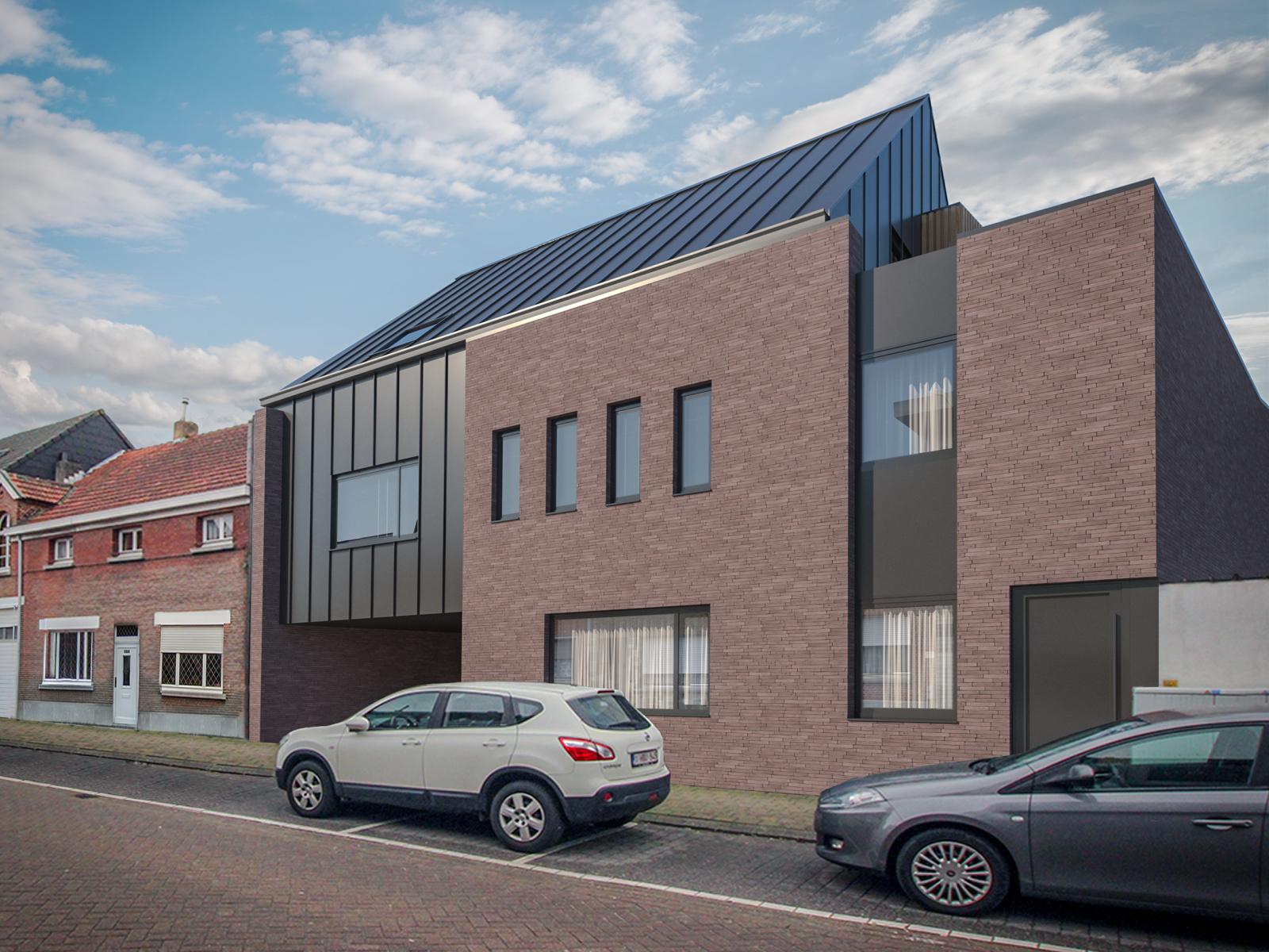 Prachtig nieuwbouwappartement op de eerste verdieping.  afbeelding 1