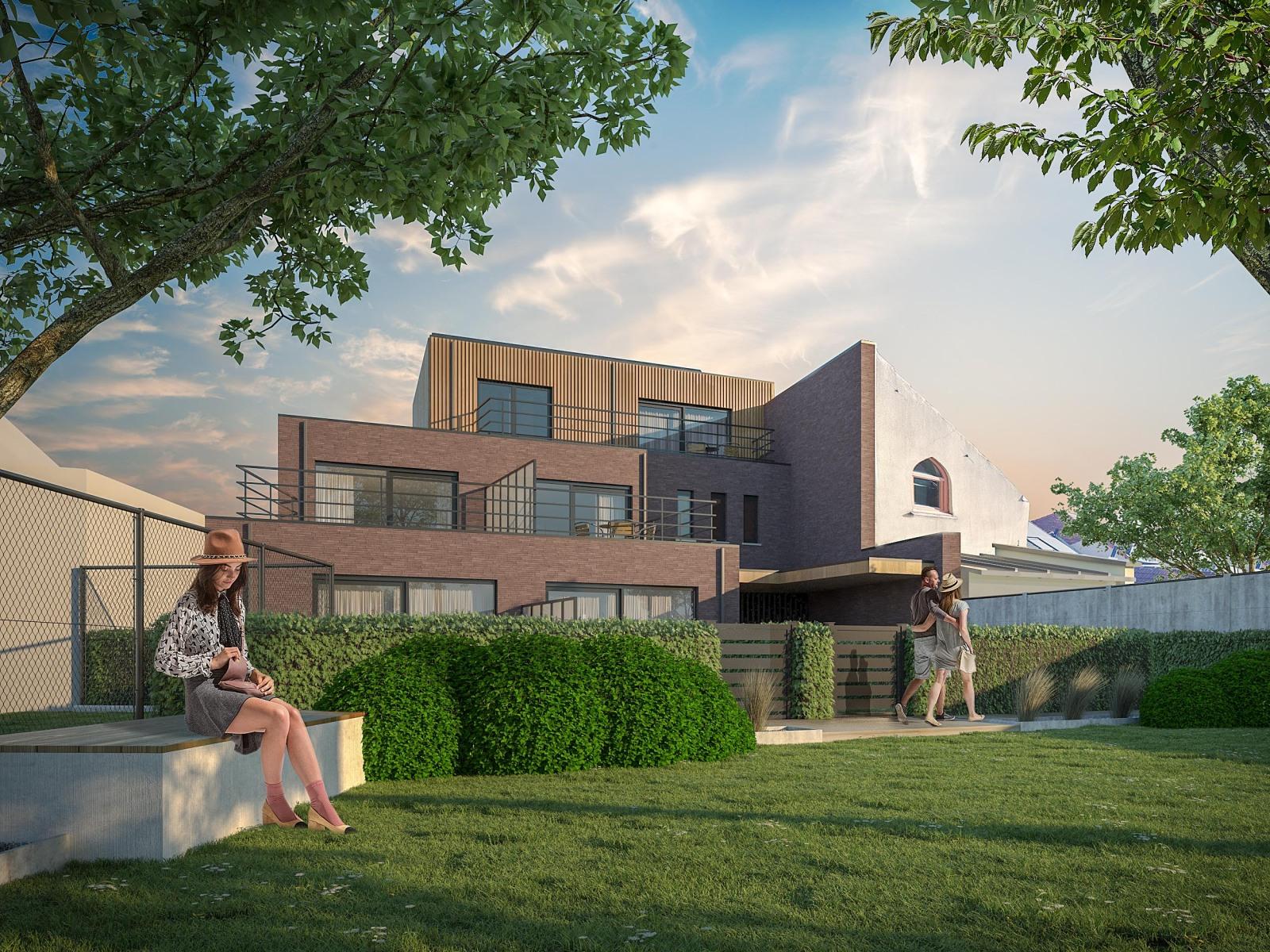 Prachtige penthouse met aangenaam ZW-terras.  afbeelding 4
