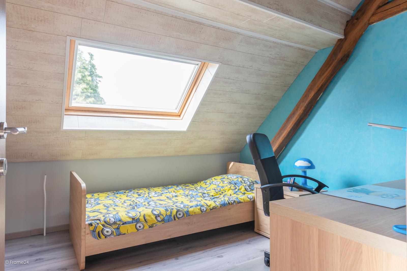 Vernieuwde half open woning met 5 slaapkamers op een perceel van 1.246 m² op goede locatie te Ranst! afbeelding 18