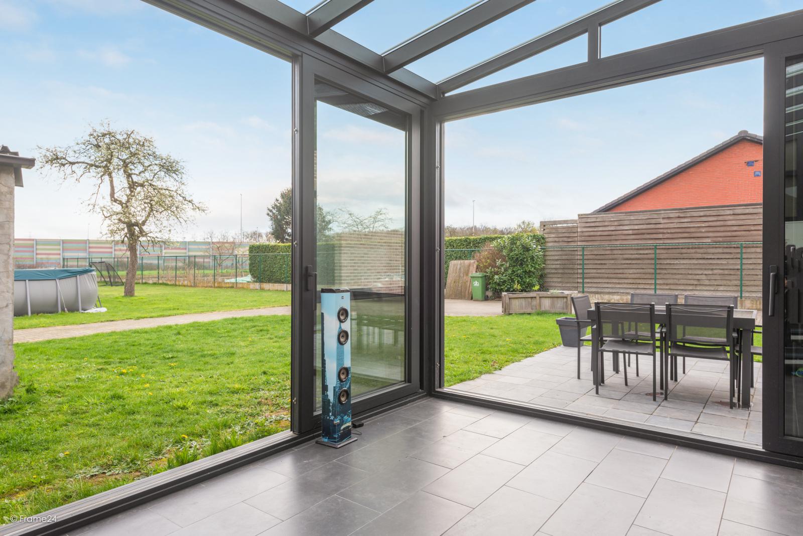Vernieuwde half open woning met 5 slaapkamers op een perceel van 1.246 m² op goede locatie te Ranst! afbeelding 23