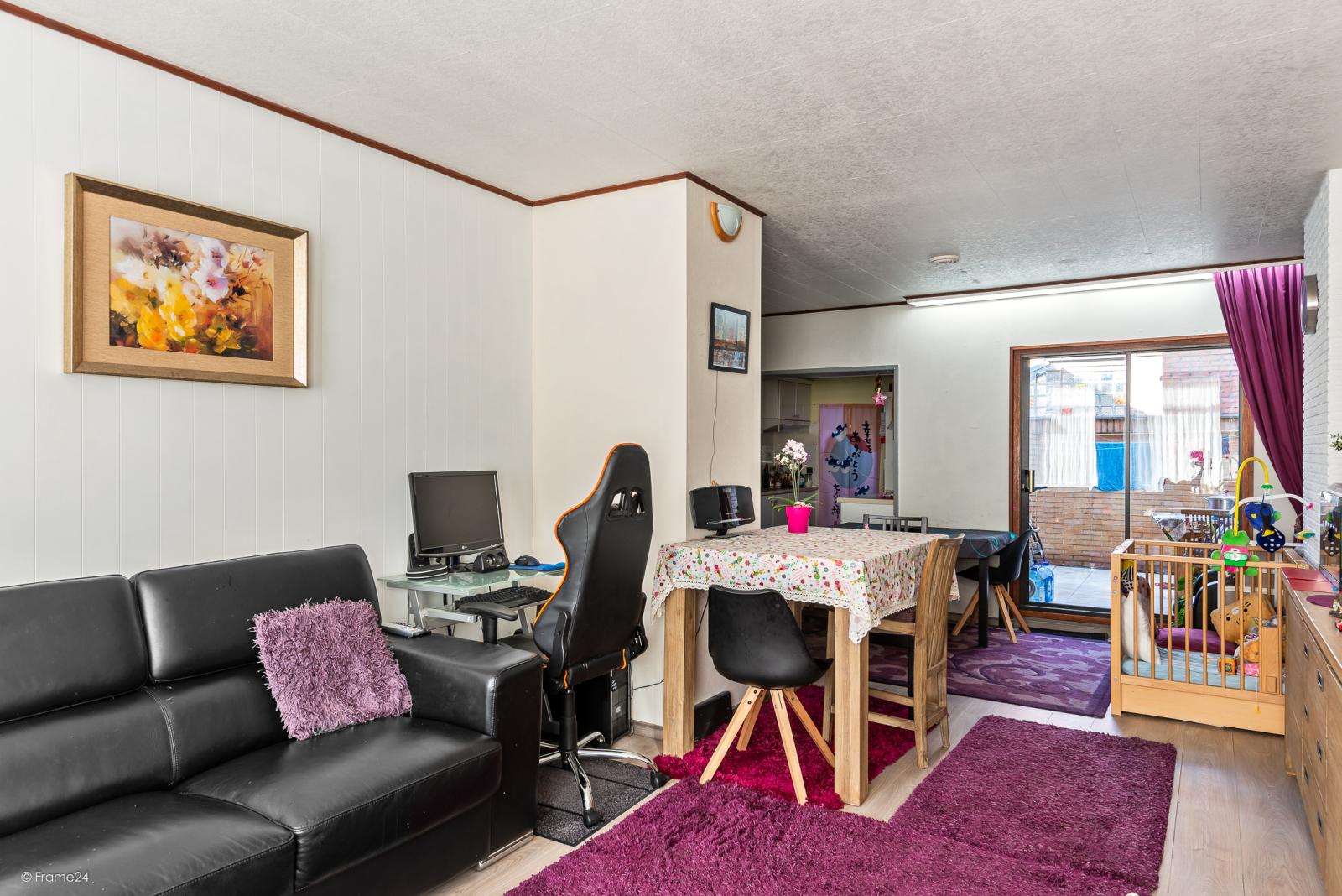 Eengezinswoning met twee slaapkamers en terras te Deurne! afbeelding 3