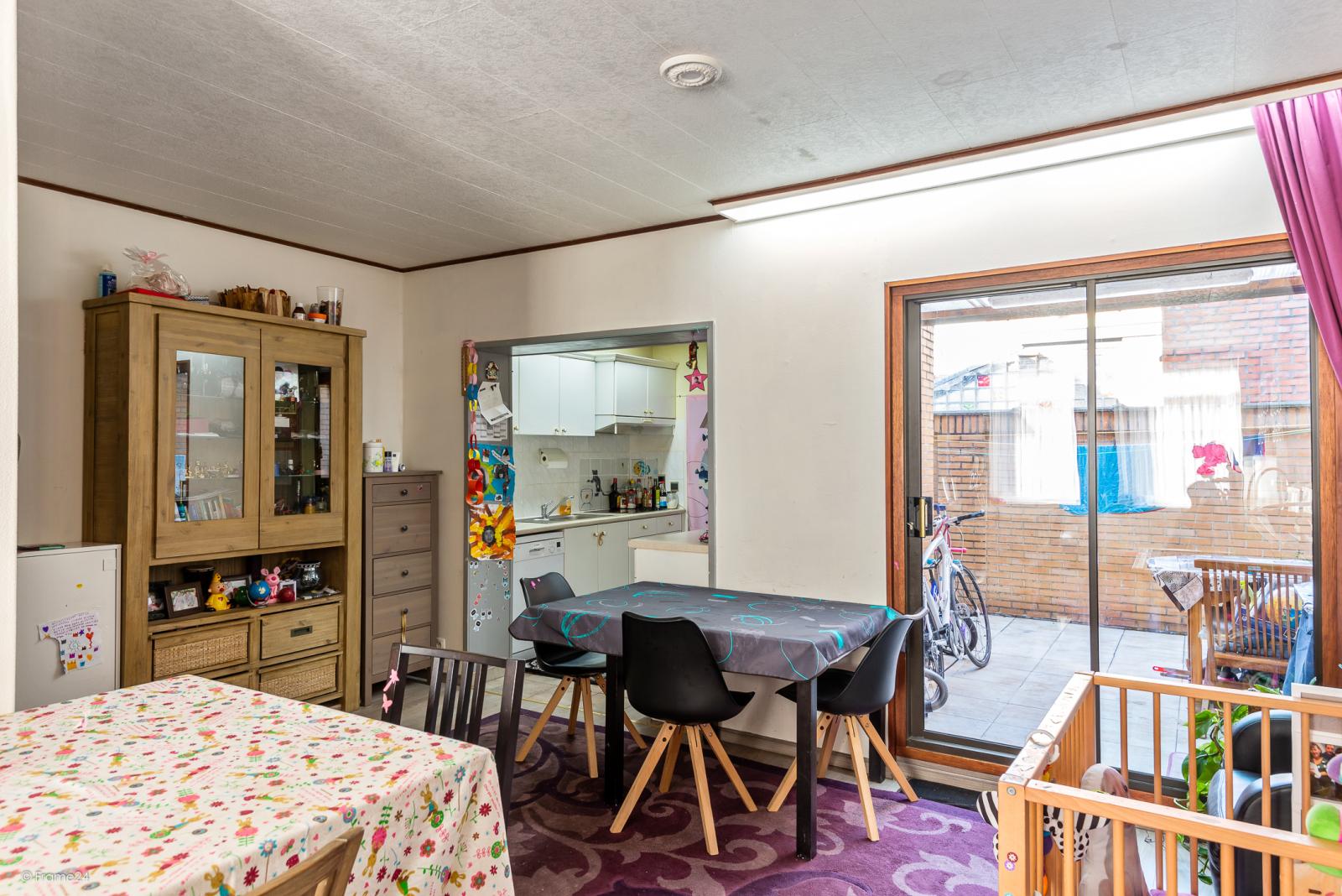 Eengezinswoning met twee slaapkamers en terras te Deurne! afbeelding 4