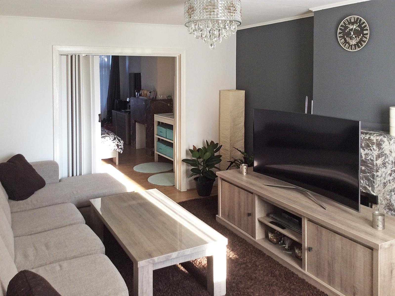 Charmant 2-slpk appartement op leuke locatie te Berchem! afbeelding 2
