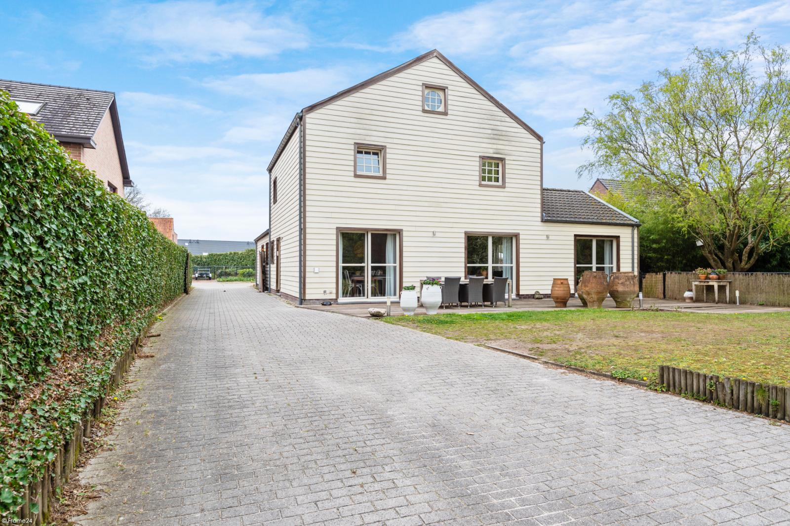 Villa in Long Island-stijl met praktijkruimte op een perceel van 1.351 m² te Brasschaat! afbeelding 21
