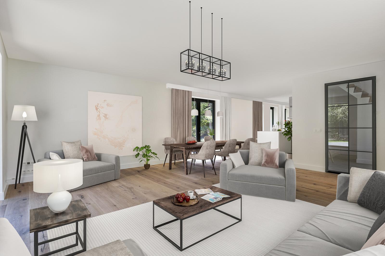 """In de prestigieuze wijk """"Schotenhof"""" treffen we deze oogverblindende villa met charmant rieten dak! afbeelding 11"""