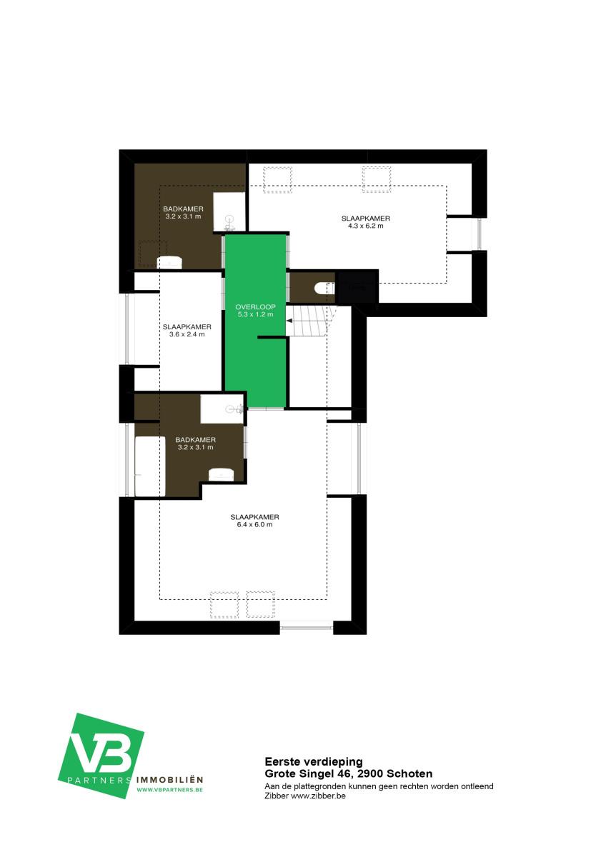 """In de prestigieuze wijk """"Schotenhof"""" treffen we deze oogverblindende villa met charmant rieten dak! afbeelding 25"""