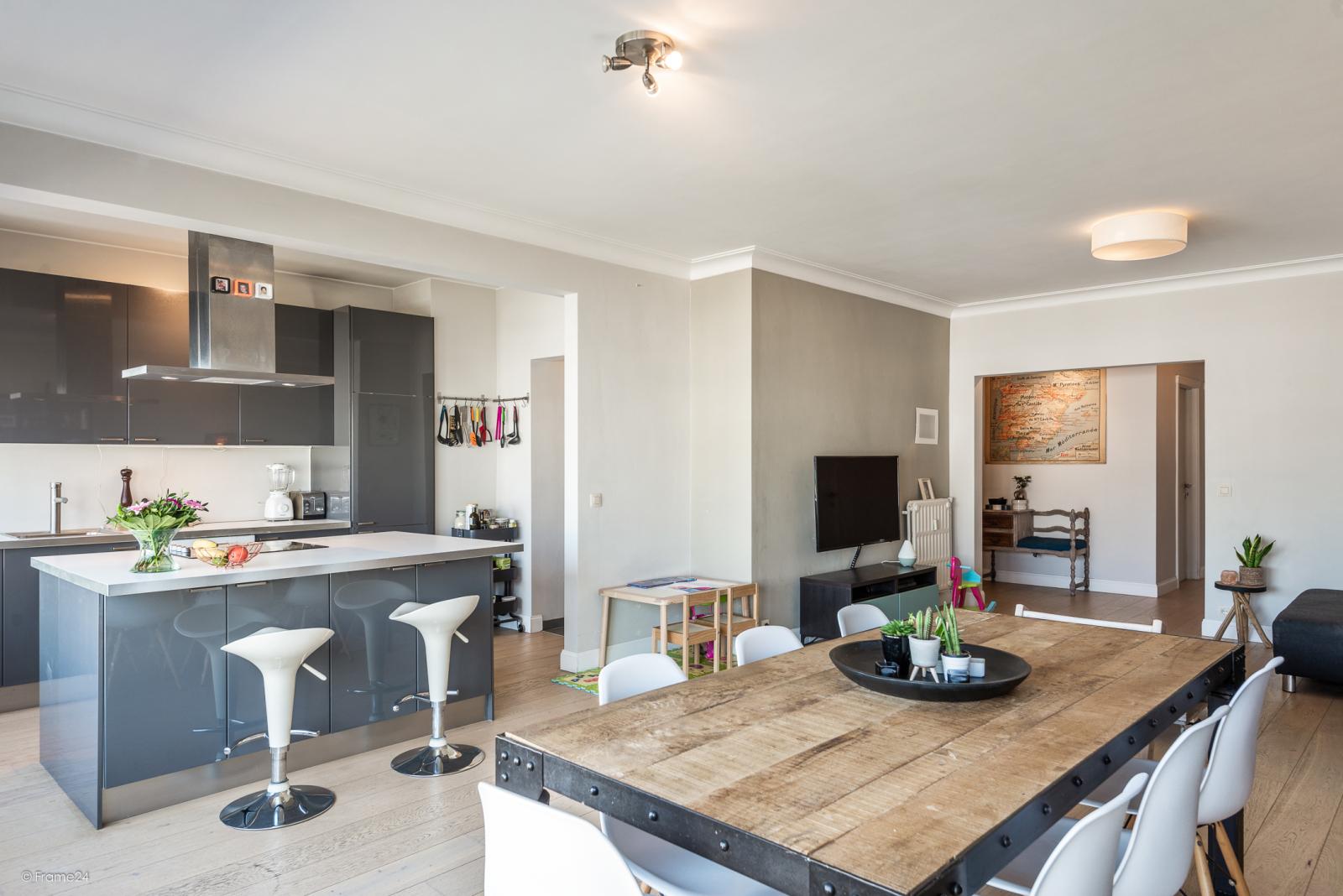 Prachtig 2-slpk appartement met lift op een goede locatie te Deurne! afbeelding 6