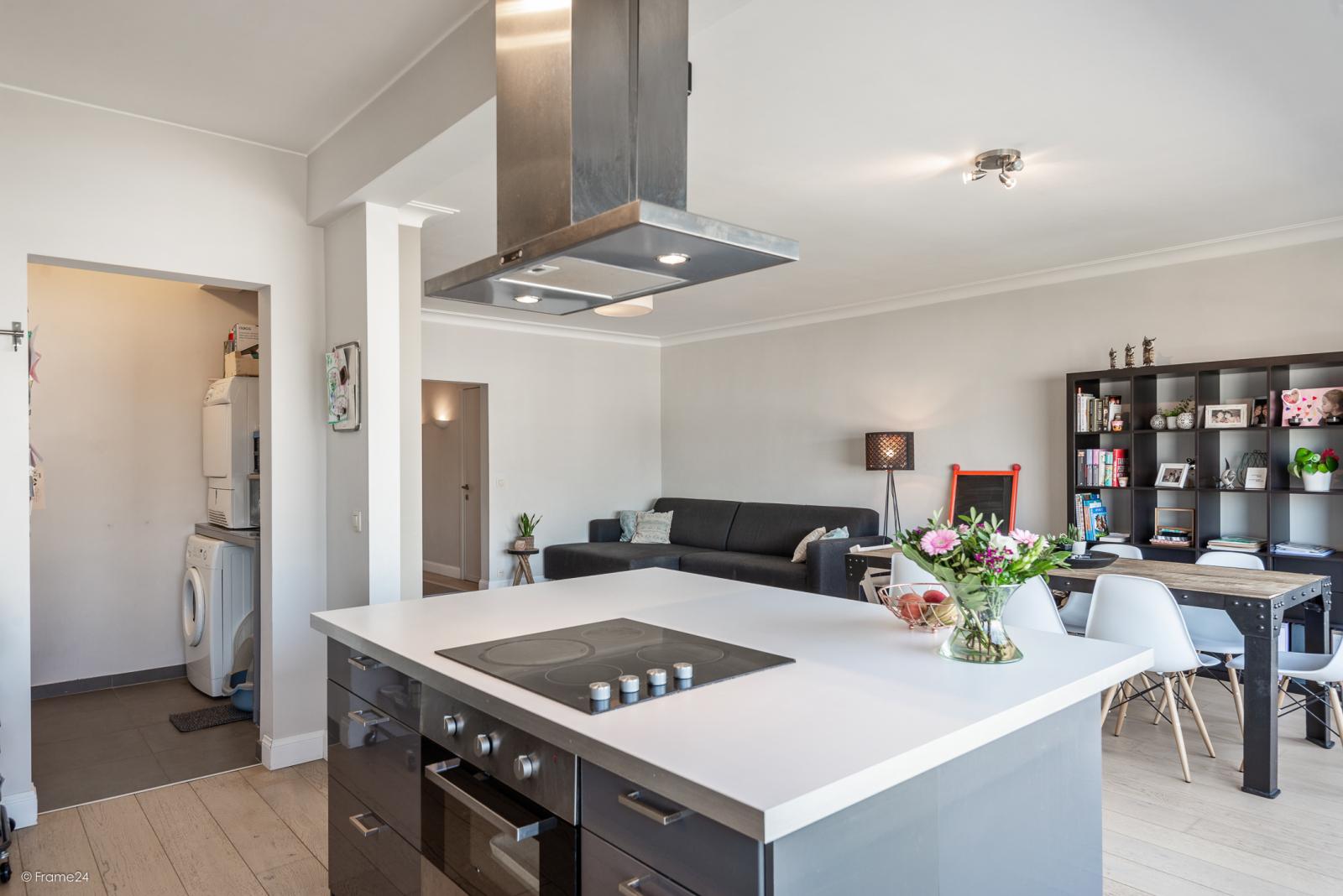 Prachtig 2-slpk appartement met lift op een goede locatie te Deurne! afbeelding 9