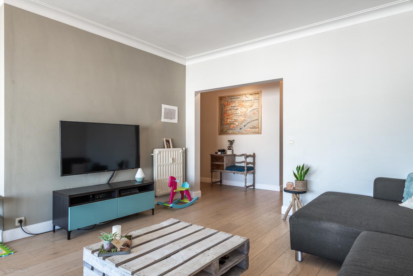 Prachtig 2-slpk appartement met lift op een goede locatie te Deurne! afbeelding 4