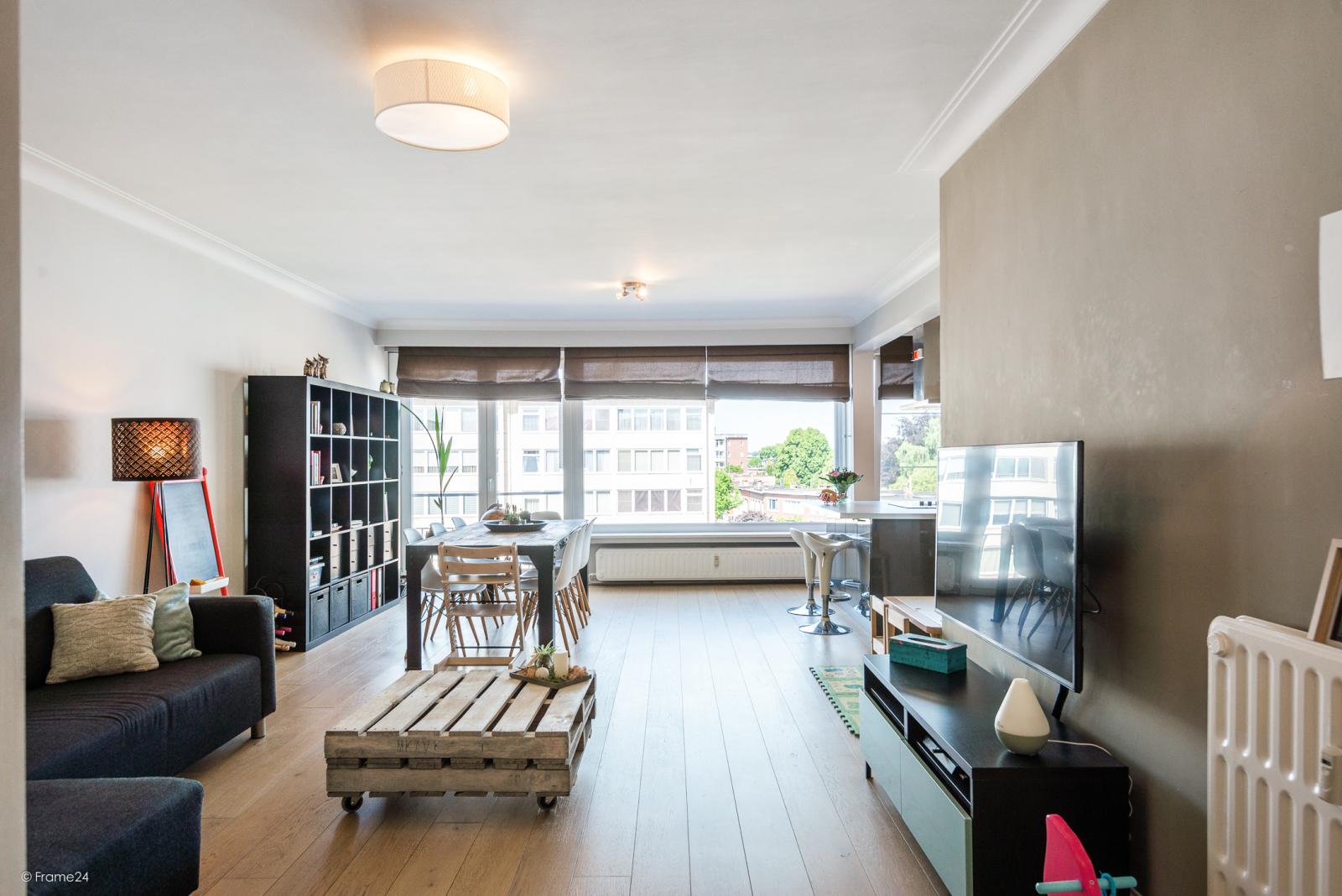 Prachtig 2-slpk appartement met lift op een goede locatie te Deurne! afbeelding 3