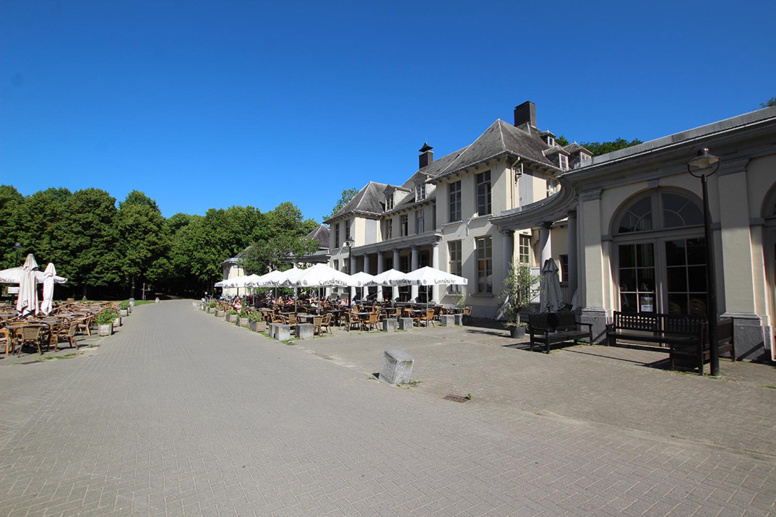 Ruim dakappartement (120m²) met 2 terrassen nabij het park Ter Rivierenhof! afbeelding 37