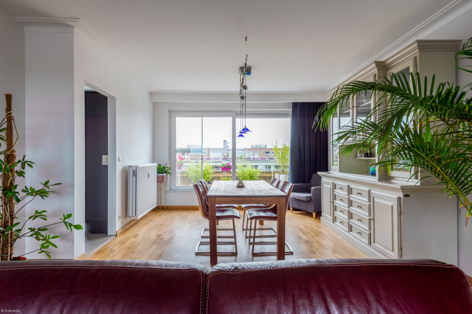 Ruim dakappartement (120m²) met 2 terrassen nabij het park Ter Rivierenhof! afbeelding 5