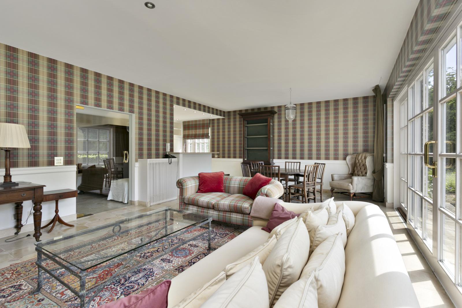 Prachtig domein met riante villa en zwembad op toplocatie te Schoten! afbeelding 11