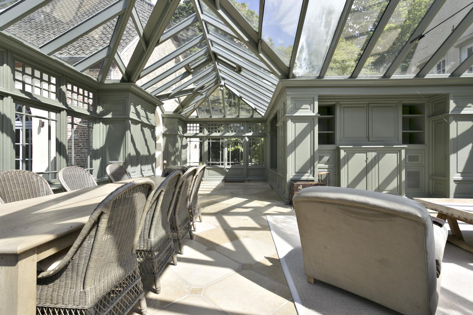 Prachtig domein met riante villa en zwembad op toplocatie te Schoten! afbeelding 34