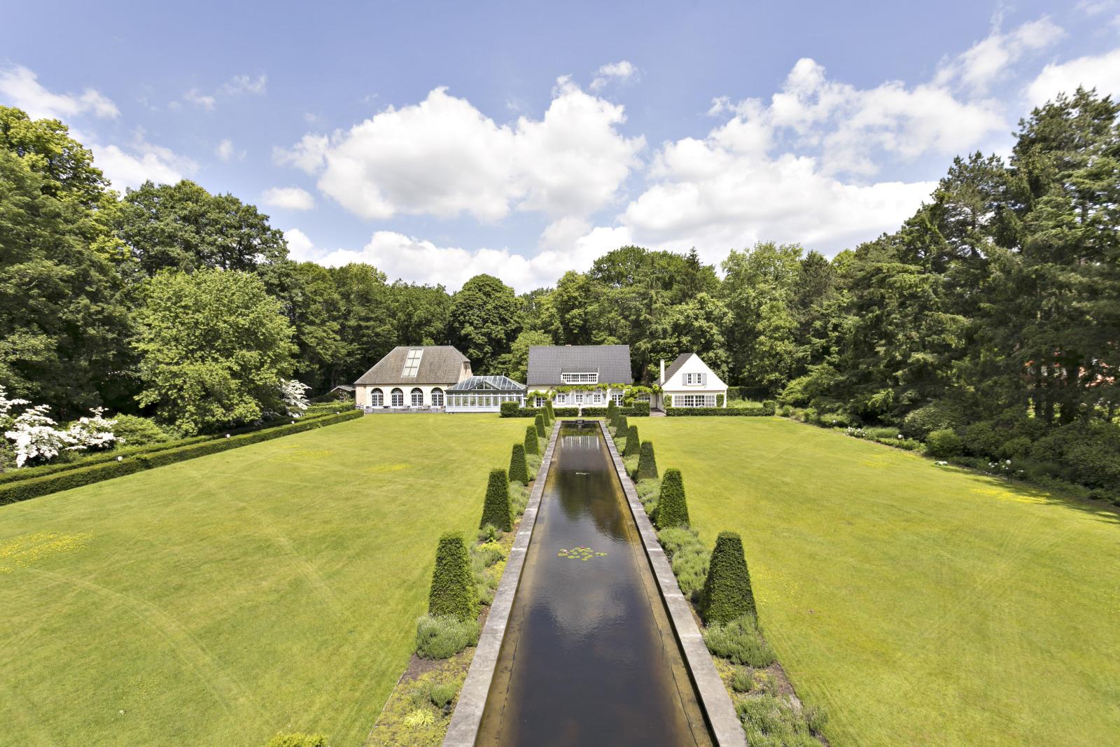 Prachtig domein met riante villa en zwembad op toplocatie te Schoten! afbeelding 46