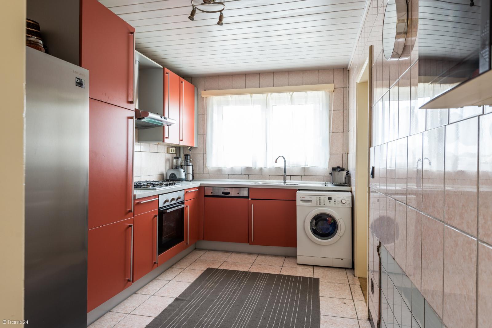 Riant hoekappartement (+/- 123 m²) met drie slaapkamers te Deurne! afbeelding 8