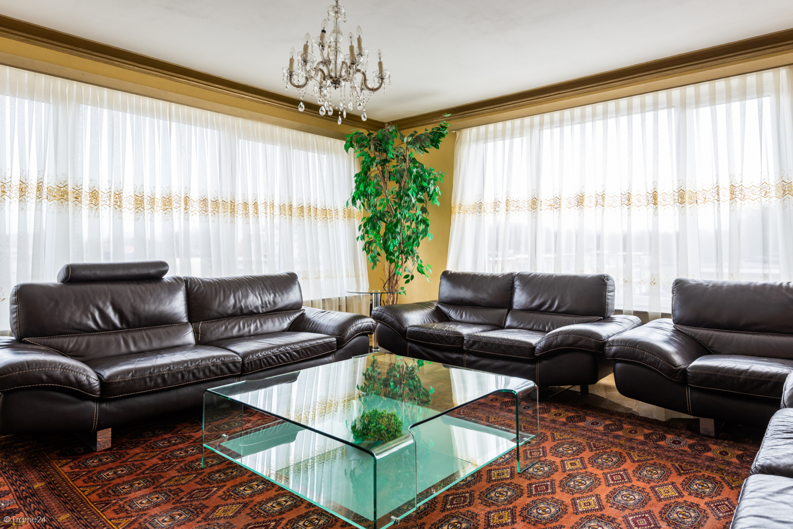 Riant hoekappartement (+/- 123 m²) met drie slaapkamers te Deurne! afbeelding 5