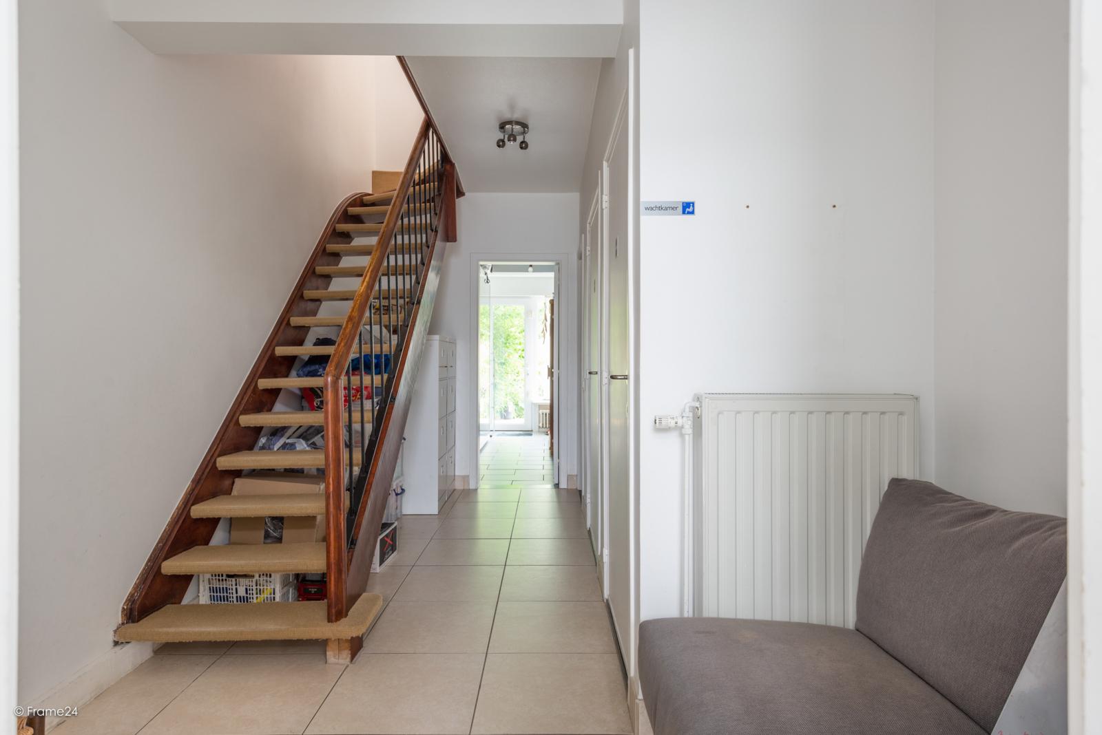 Zeer ruime en volledig instapklare bel-étagewoning met 4 slaapkamers te Wilrijk! afbeelding 15
