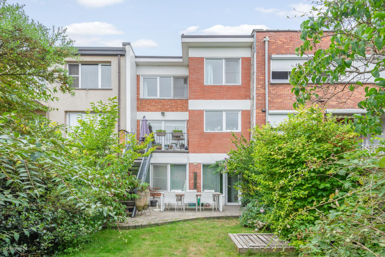 Zeer ruime en volledig instapklare bel-étagewoning met 4 slaapkamers te Wilrijk! afbeelding 16