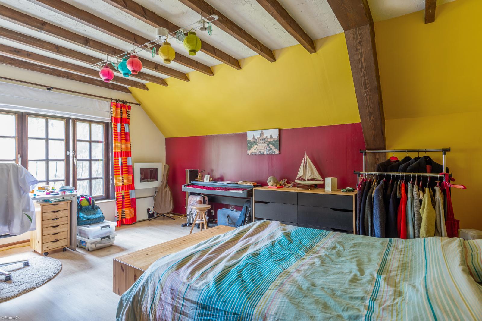Authentieke en riante villa met 7 slaapkamers en zwembad op een perceel van 3.369 m² te Schilde! afbeelding 23