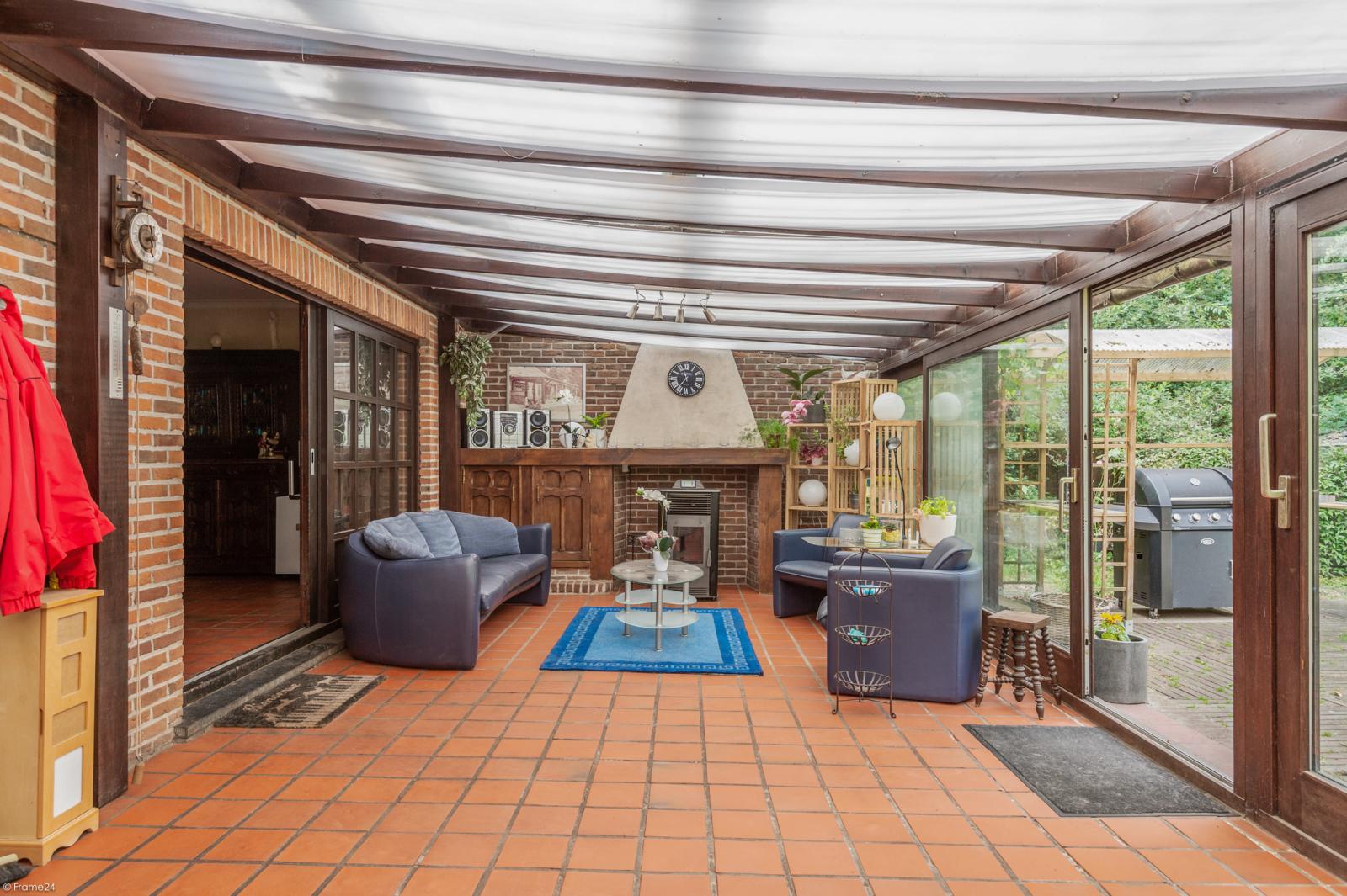 Authentieke en riante villa met 7 slaapkamers en zwembad op een perceel van 3.369 m² te Schilde! afbeelding 11