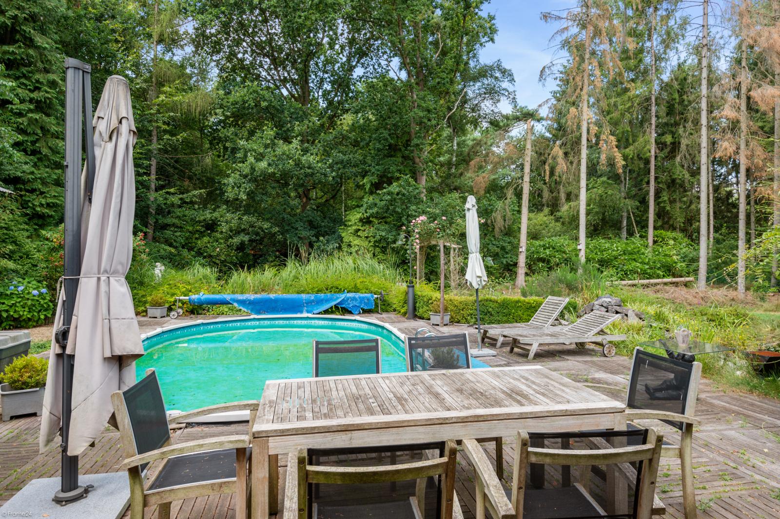 Authentieke en riante villa met 7 slaapkamers en zwembad op een perceel van 3.369 m² te Schilde! afbeelding 13