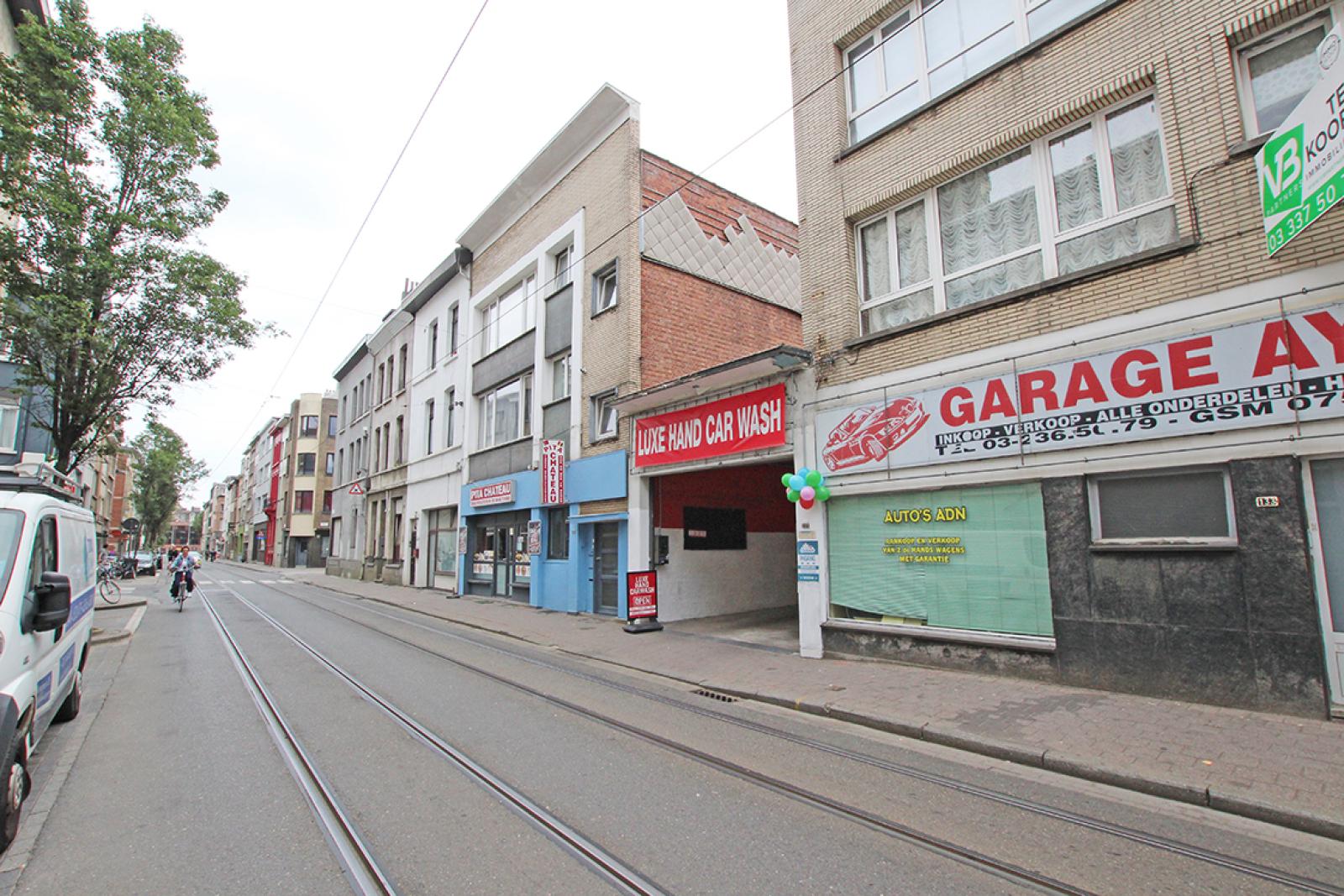 Opbrengsteigendom op gunstige locatie in het centrum van Antwerpen! afbeelding 3