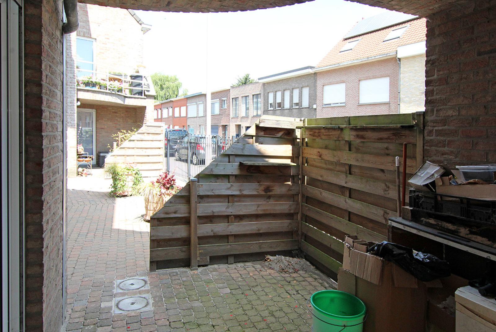 Gelijkvloers appartement met één slaapkamer en terras te Wijnegem! afbeelding 8
