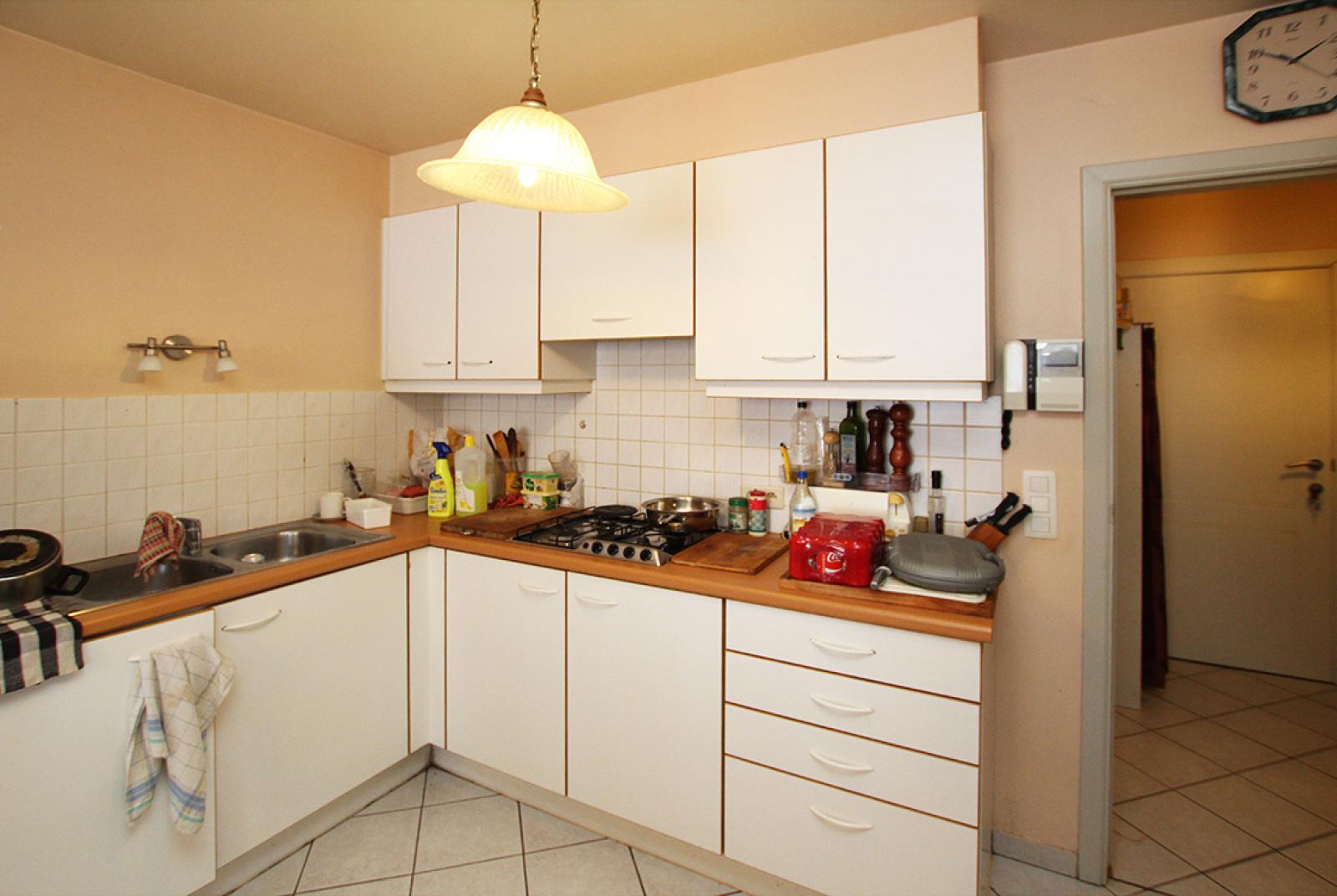 Gelijkvloers appartement met één slaapkamer en terras te Wijnegem! afbeelding 4